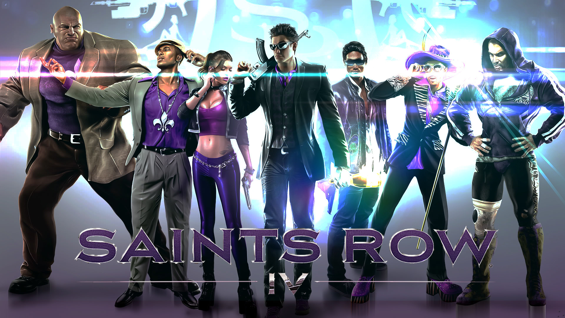 1920x1080 Saints Row 4 HD Wallpaper 1920×1080 1080p. 5.