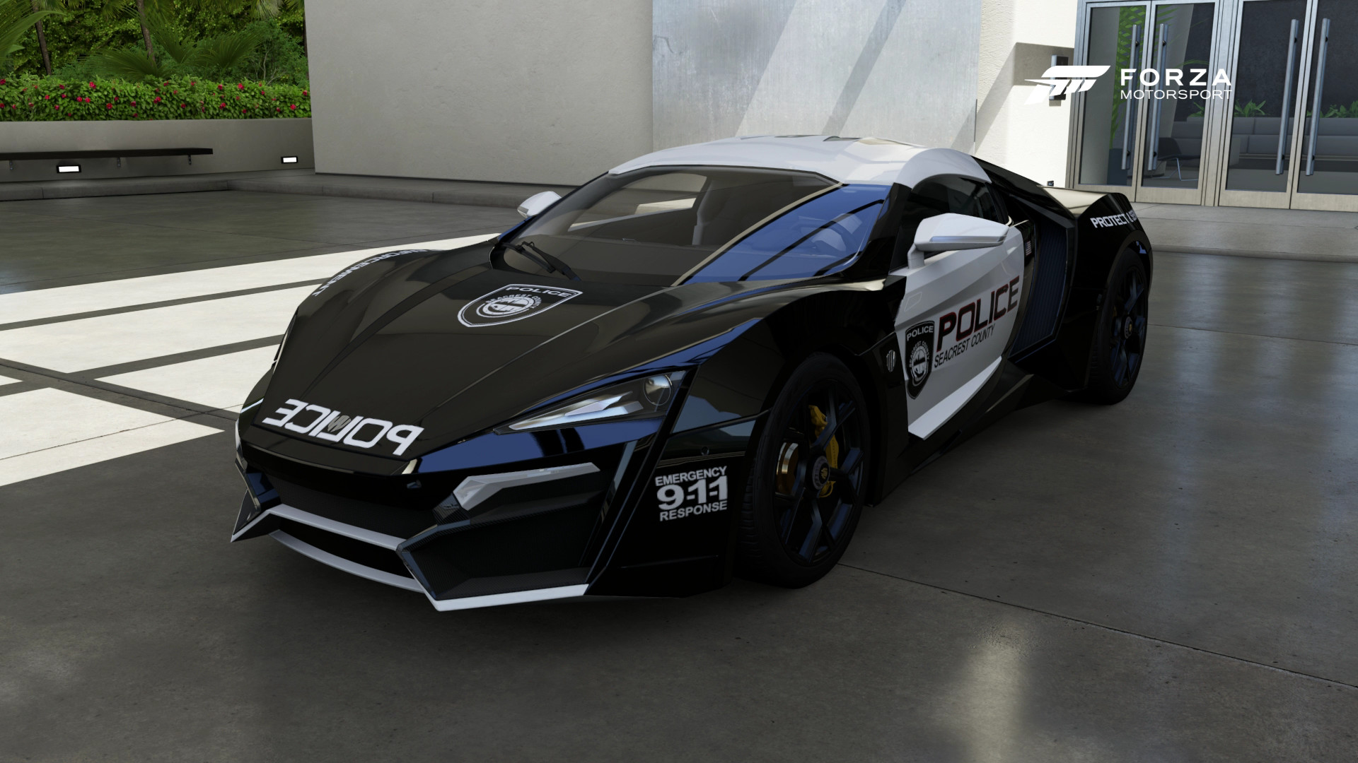 1920x1080 ... SCPD - 2016 W Motors Lykan Hypersport - Front by xboxgamer969