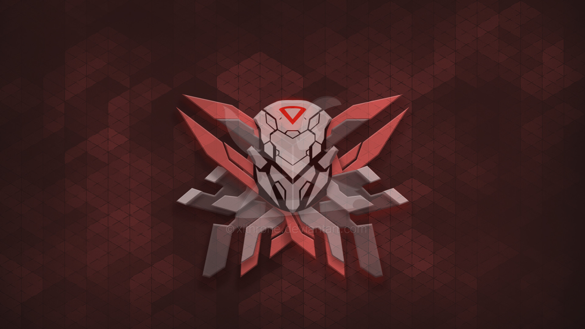 1920x1080 ... PROJECT: Zed Minimalist - League of Legends by Xithrone