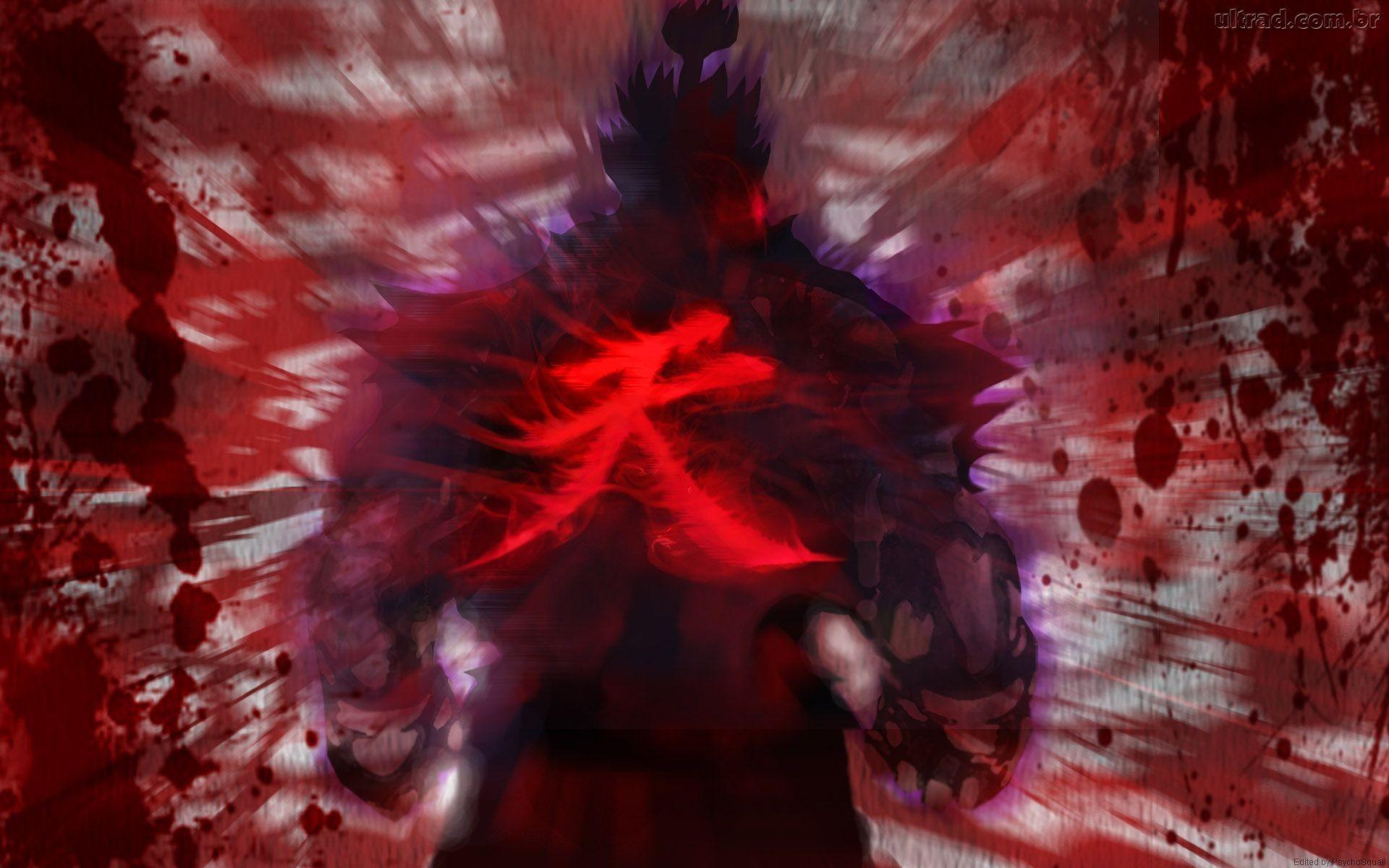 Akuma Vs Ryu Wallpaper 75 Images