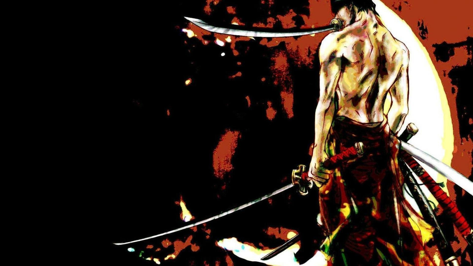 1920x1080 Images For Gt One Piece Wallpaper Zoro Roronoa Zoro Wallpaper Iphone   Live New World Widescreen Cool Swords Epic ~ Wallpedes | Free HD  Wallpaper ...