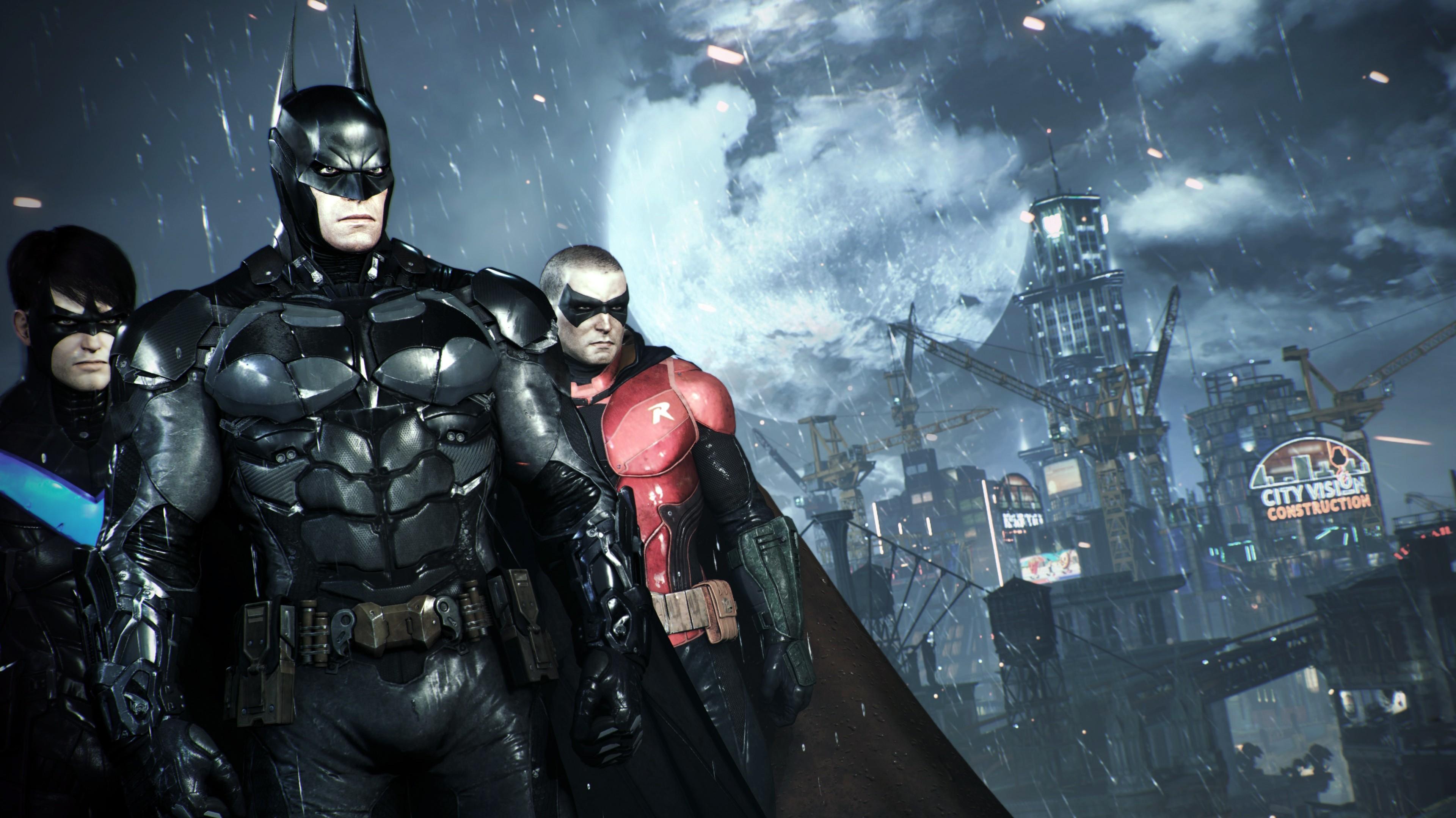 Batman Arkham Knight Wallpapers 80 Images