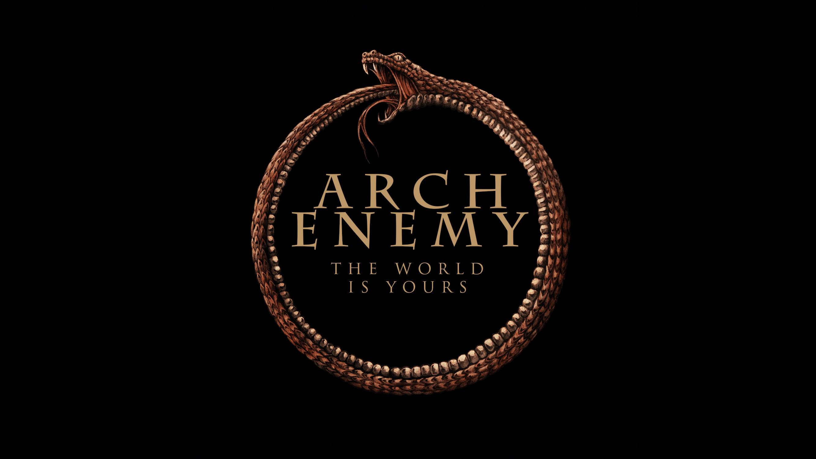 2667x1500 ... ARCH ENEMY - The World Is Yours [WALLPAPER] by disturbedkorea