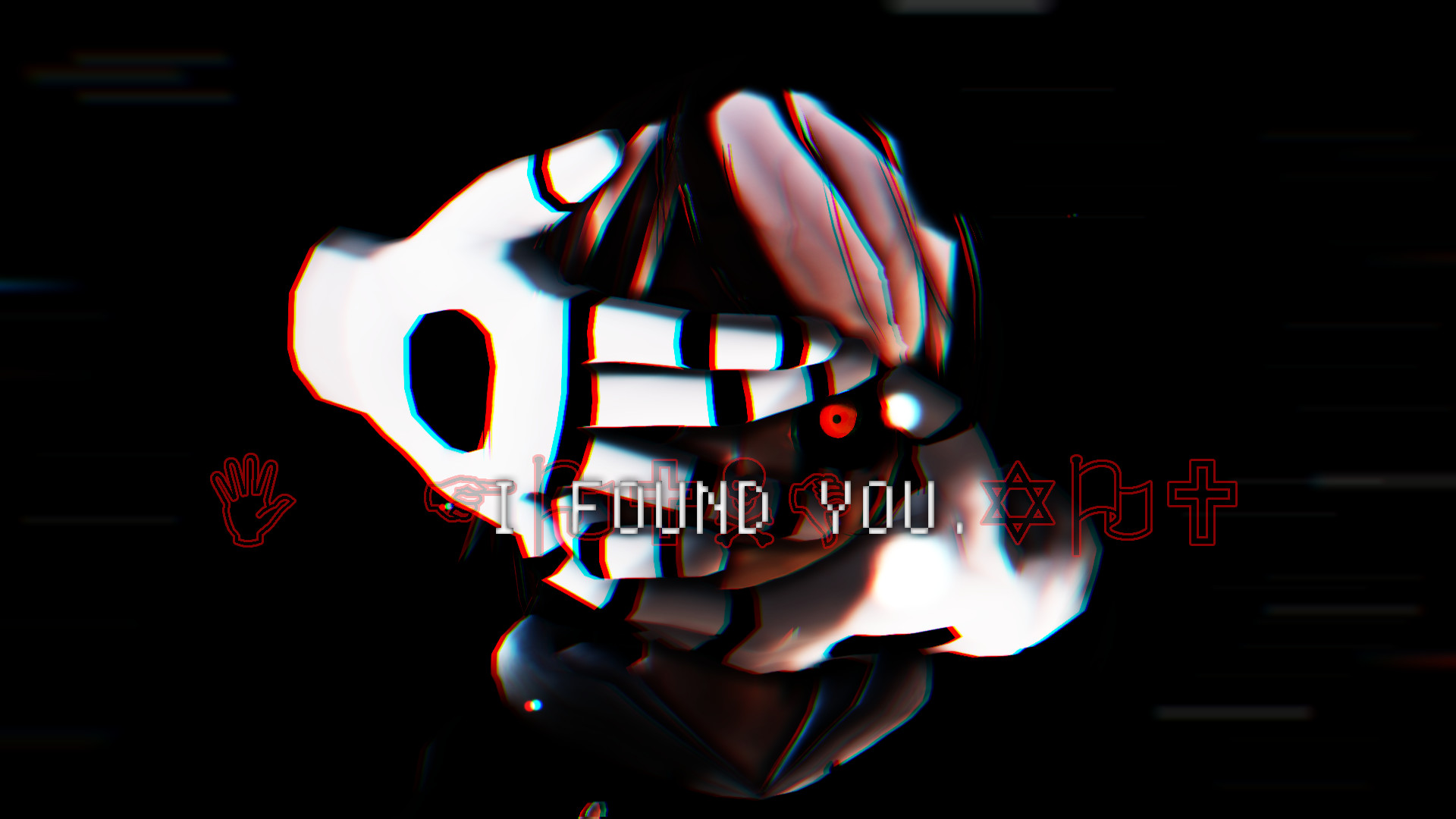 1920x1080 I FOUND YOU ( UNDERTALE) W.D GASTER and Mi' by Cirthiel on .