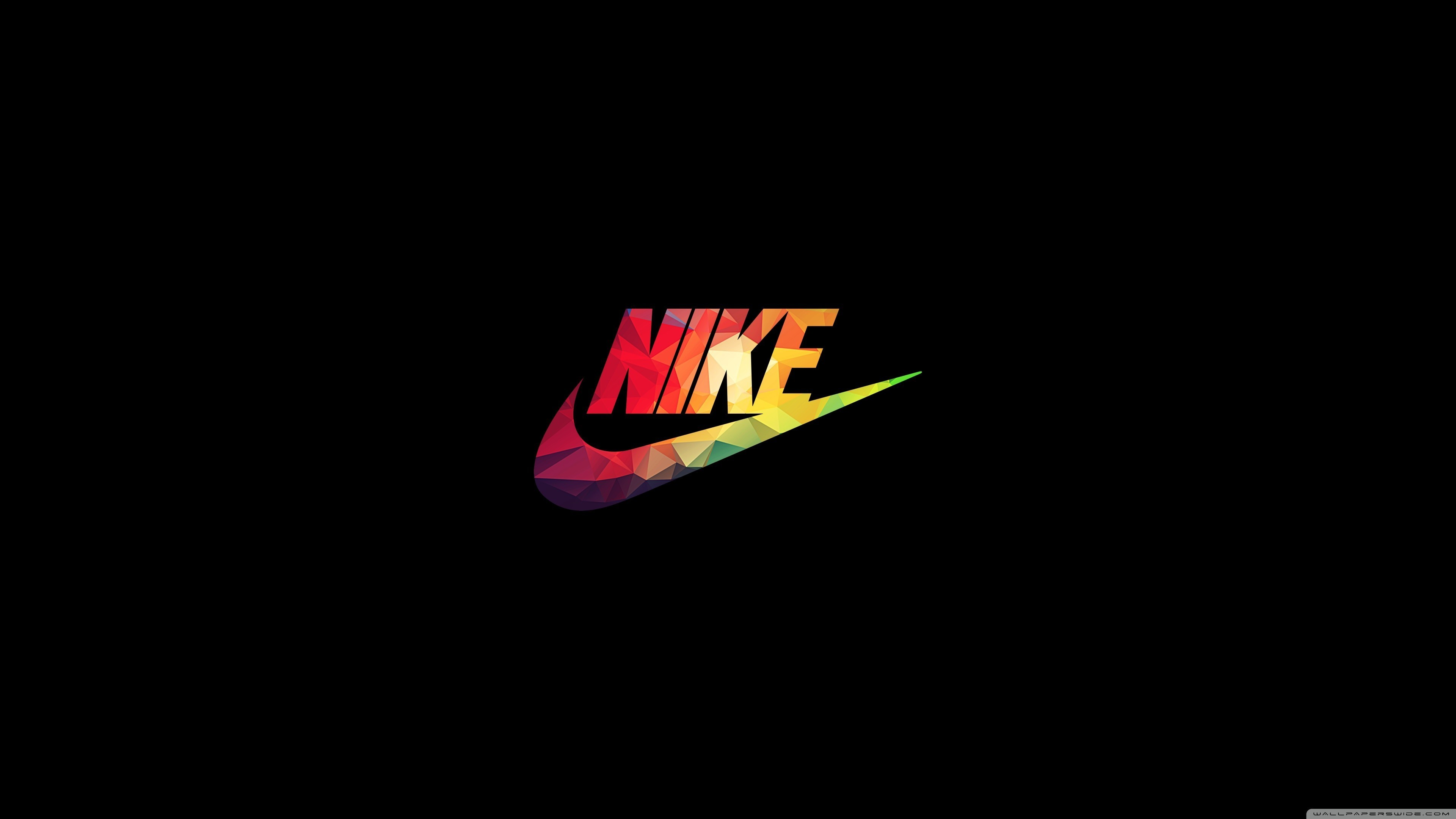 3840x2160 Nike Basketball Wallpaper