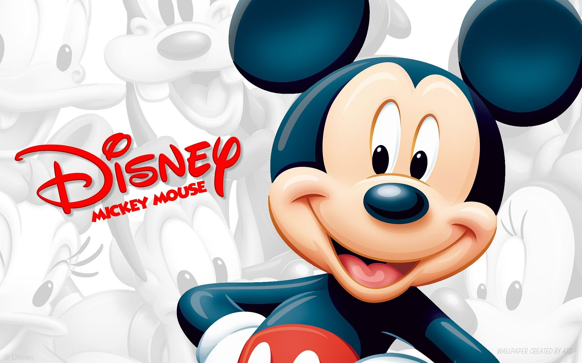 1920x1200 Mickey Mouse · HD Wallpaper | Background ID:203386