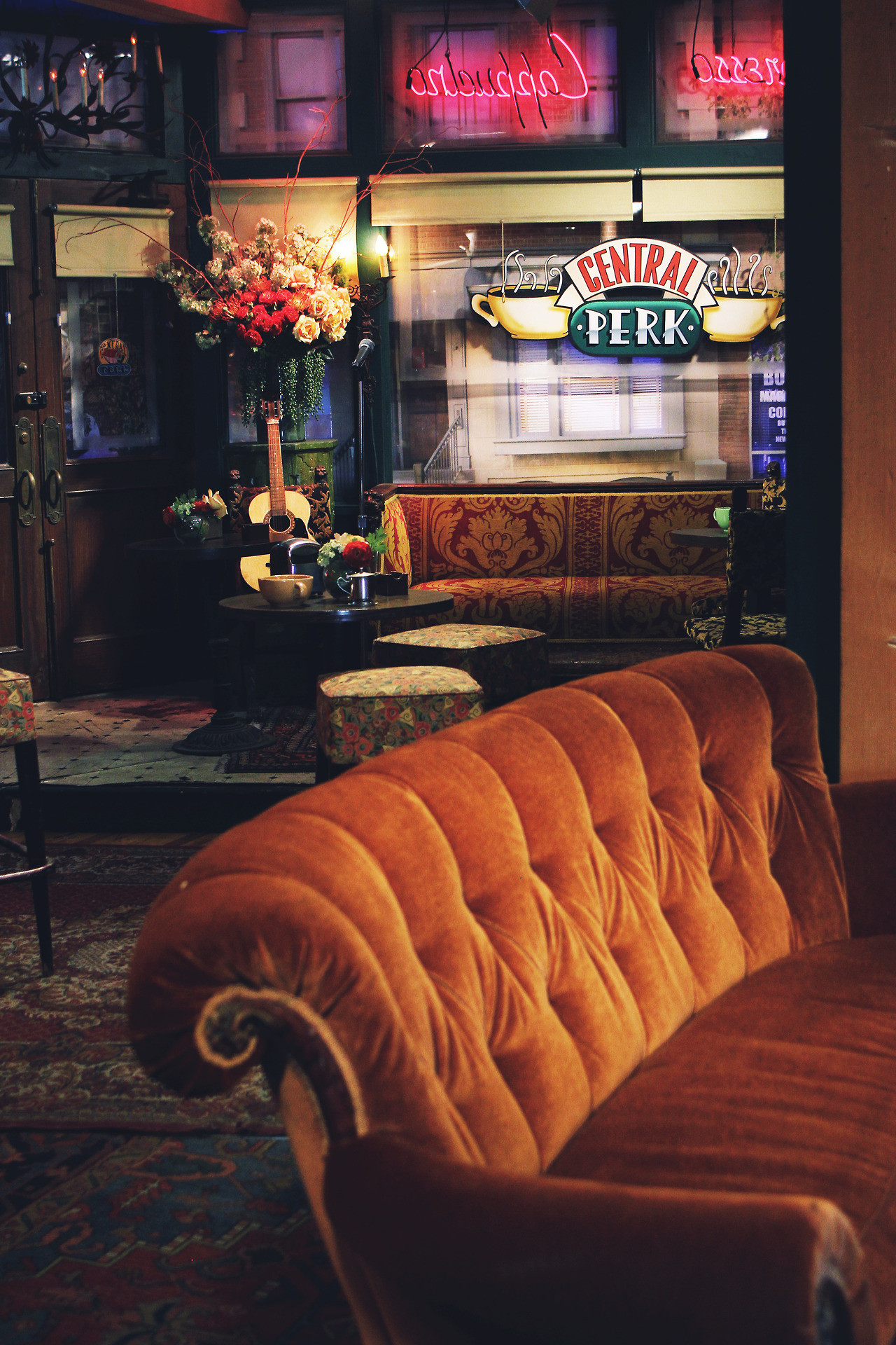 Friends Central Perk Wallpapers 67 Images