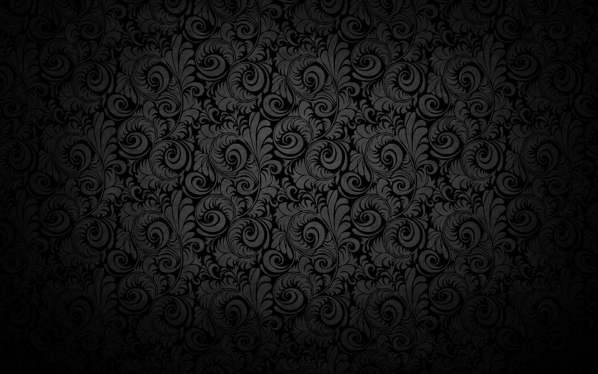 1920x1200 Wallpapers For > Cool Black Background Hd