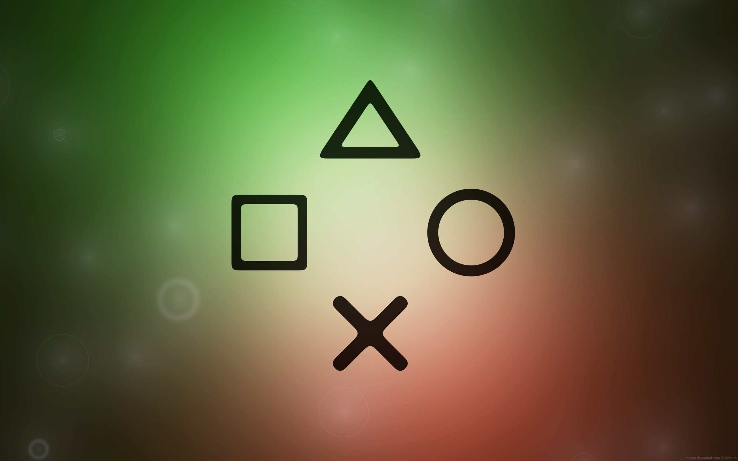 2560x1600 Photo Collection Playstation Buttons Wallpaper Backgrounds