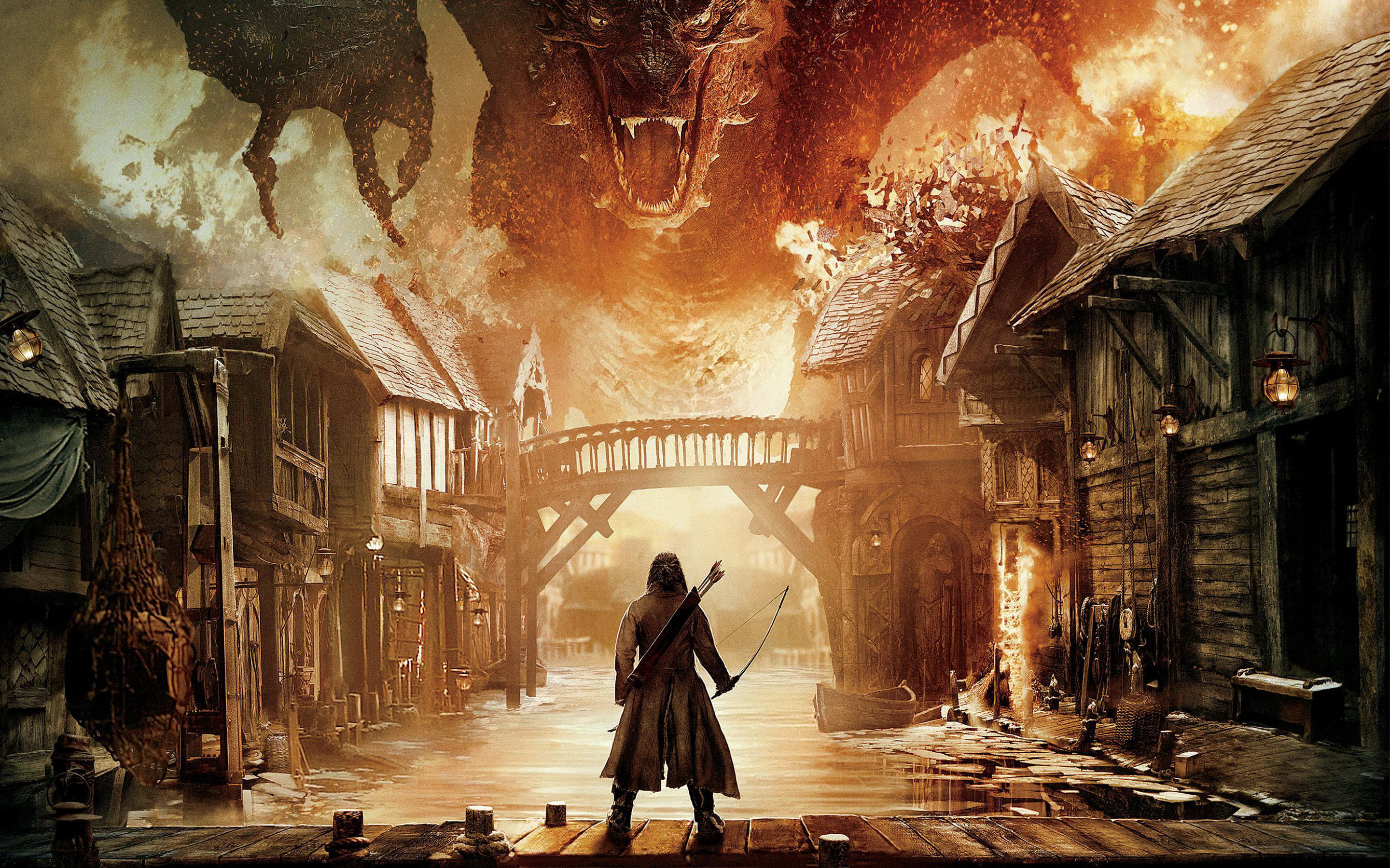 2880x1800  52 The Hobbit: The Battle of the Five Armies HD Wallpapers |  Background Images - Wallpaper Abyss