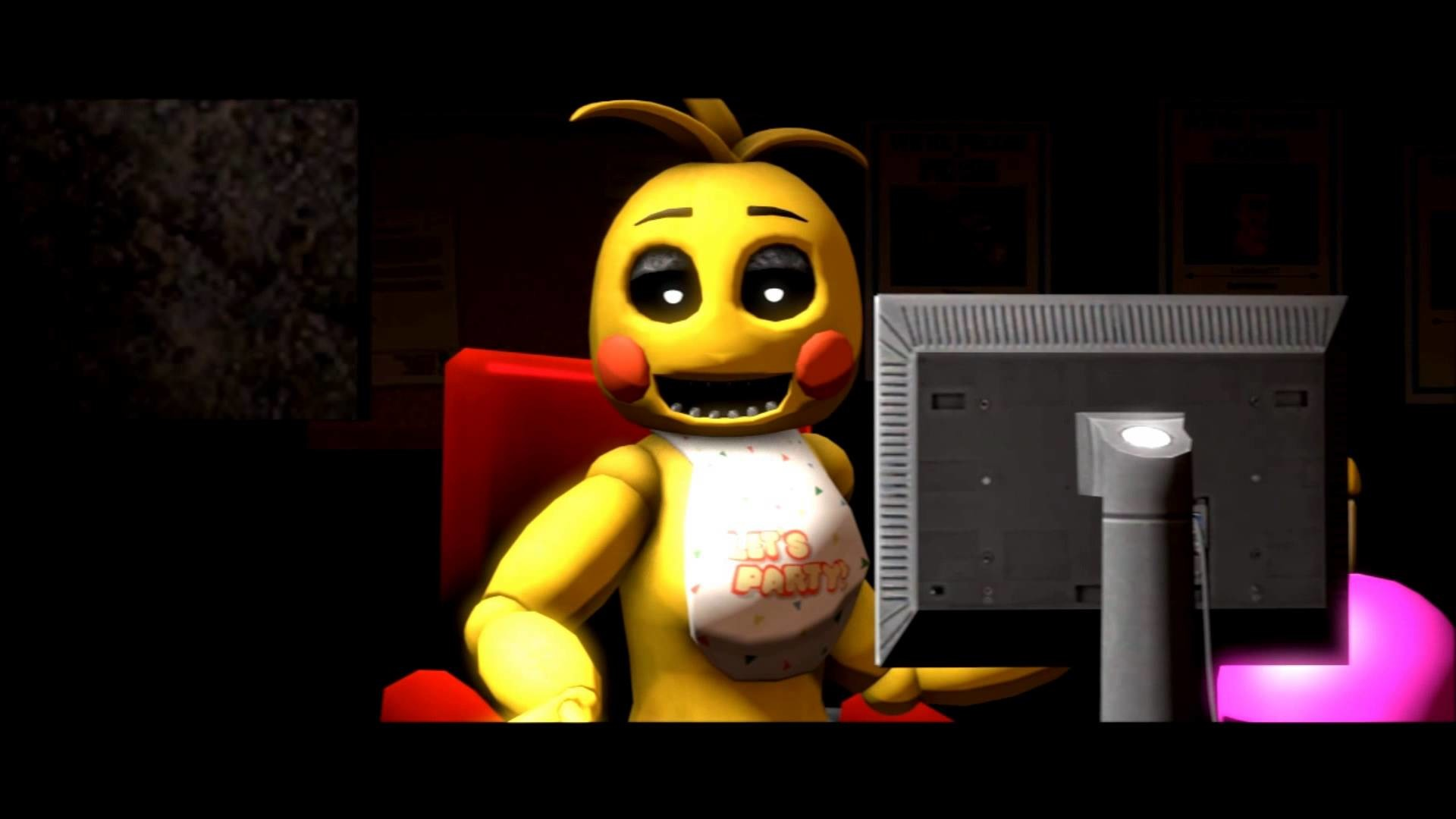 Toy Chica Fnaf Wallpaper (93+ images)