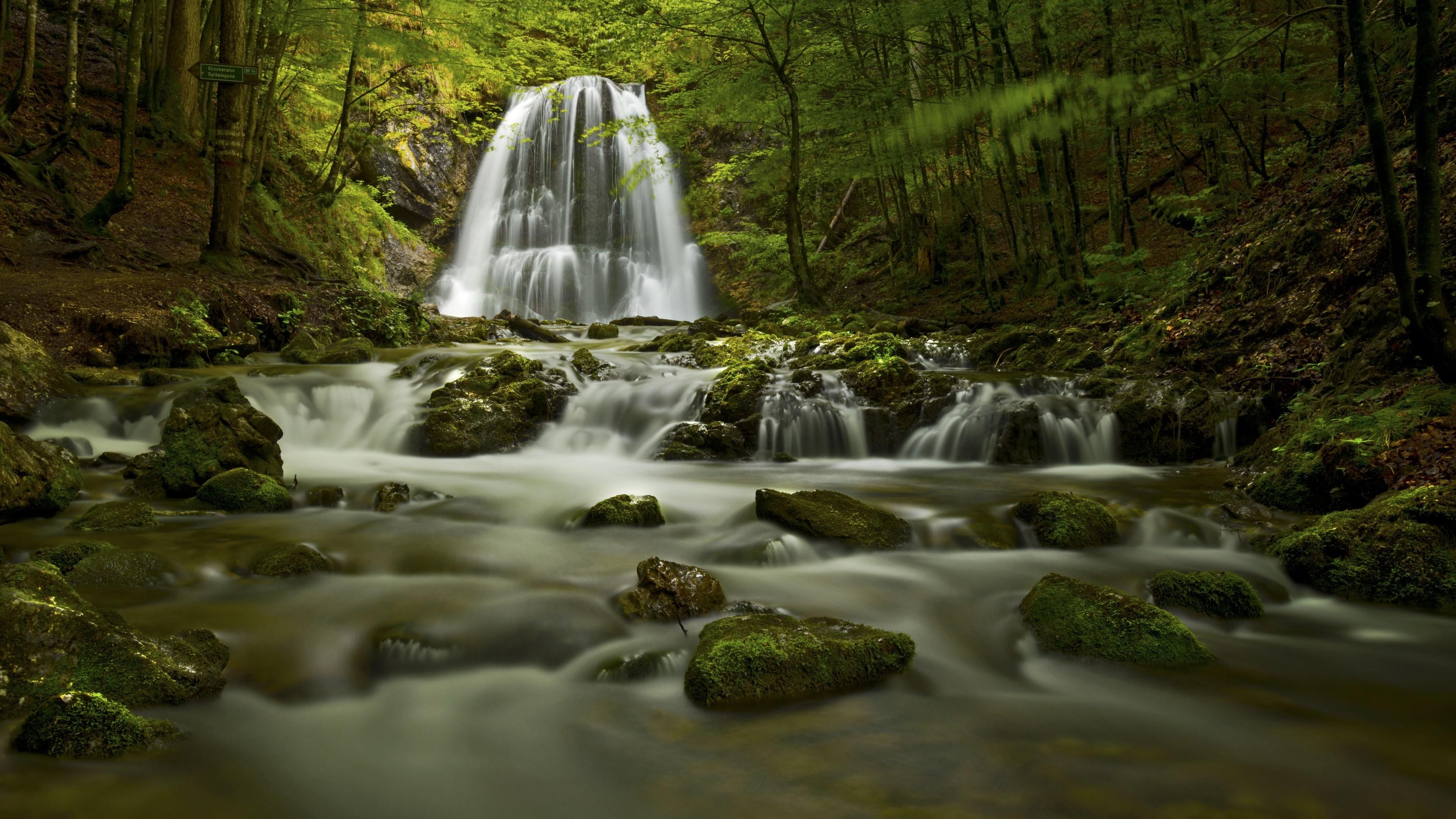 Wallpapers Wallpaper Hd 4k Autmn Landscape 4K Ultra HD
