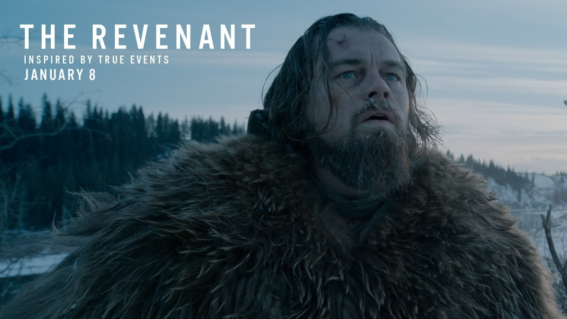 1920x1080 Leonardo Dicaprio The Revenant