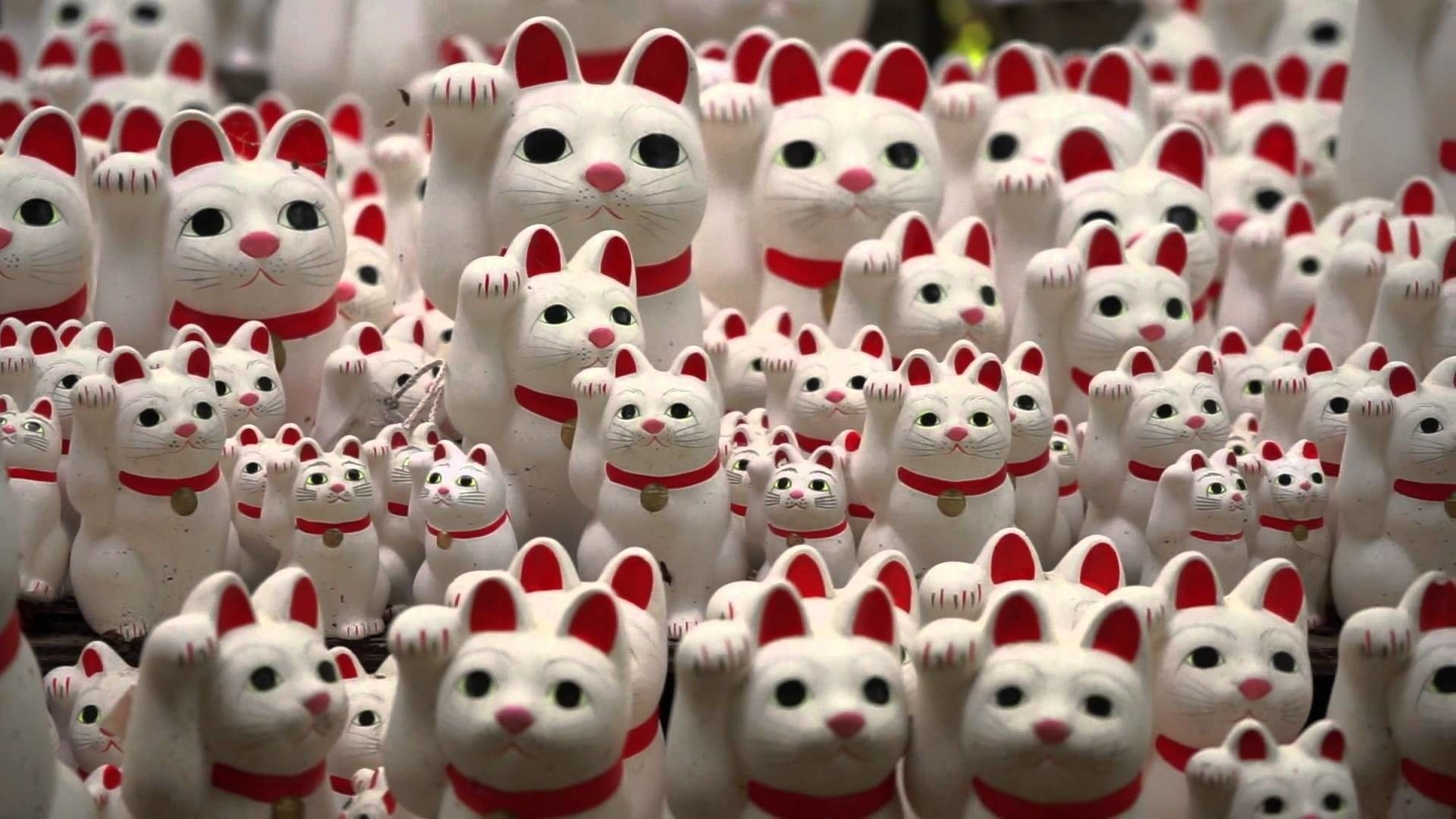 "1920x1080  Japanese Lucky Cat Wallpaper (18+ images)"">. Download ·  Japanese  Lucky Cat Wallpaper ..."