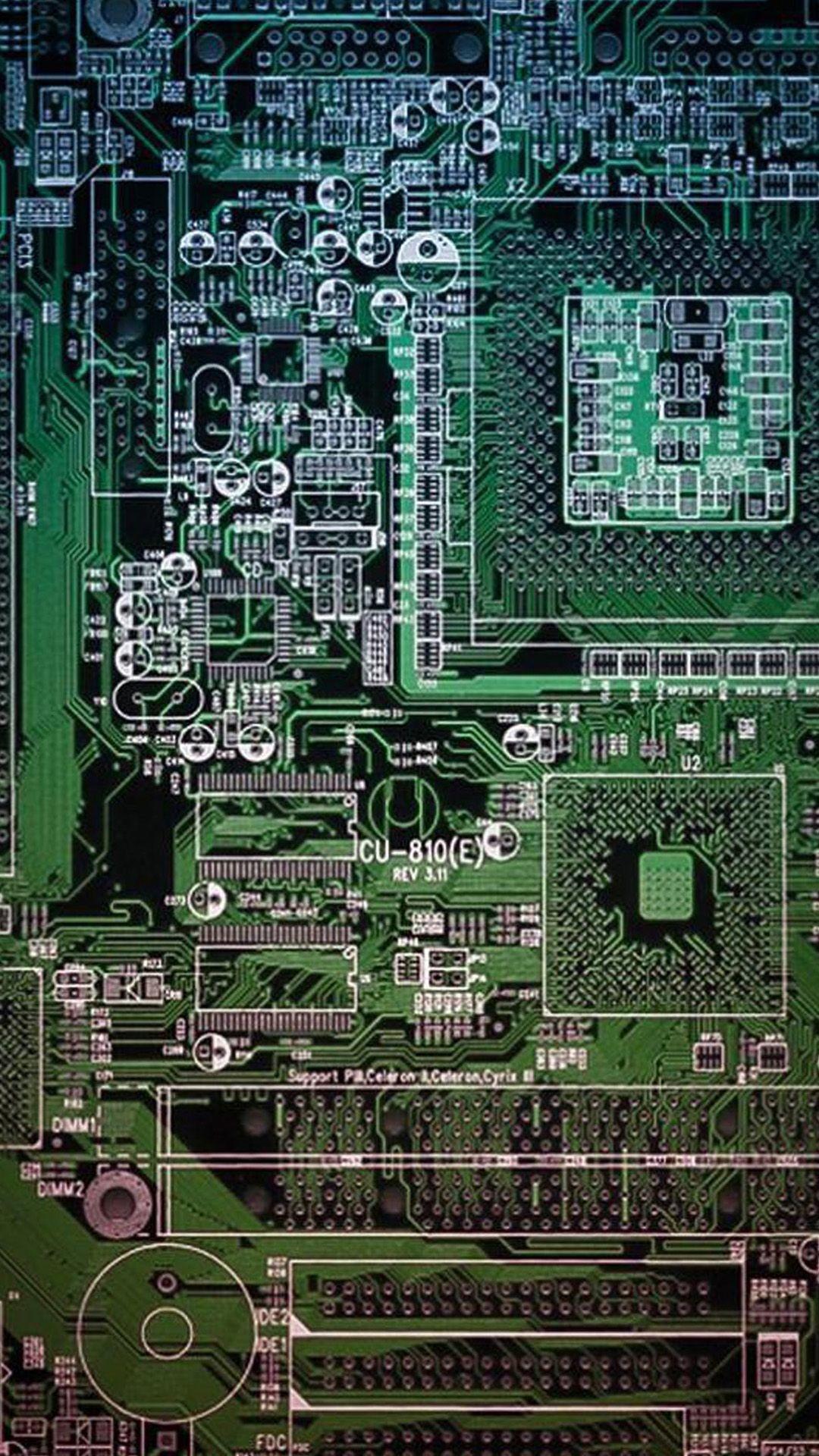 Iphone Circuit Board Wallpaper 82 Images