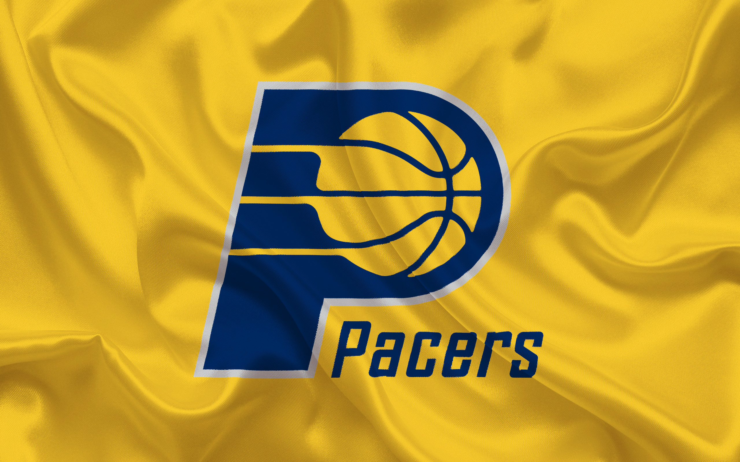 2560x1600 Indiana Pacers, Basketball club, NBA, USA, basketball, Indiana Pacers  emblem,