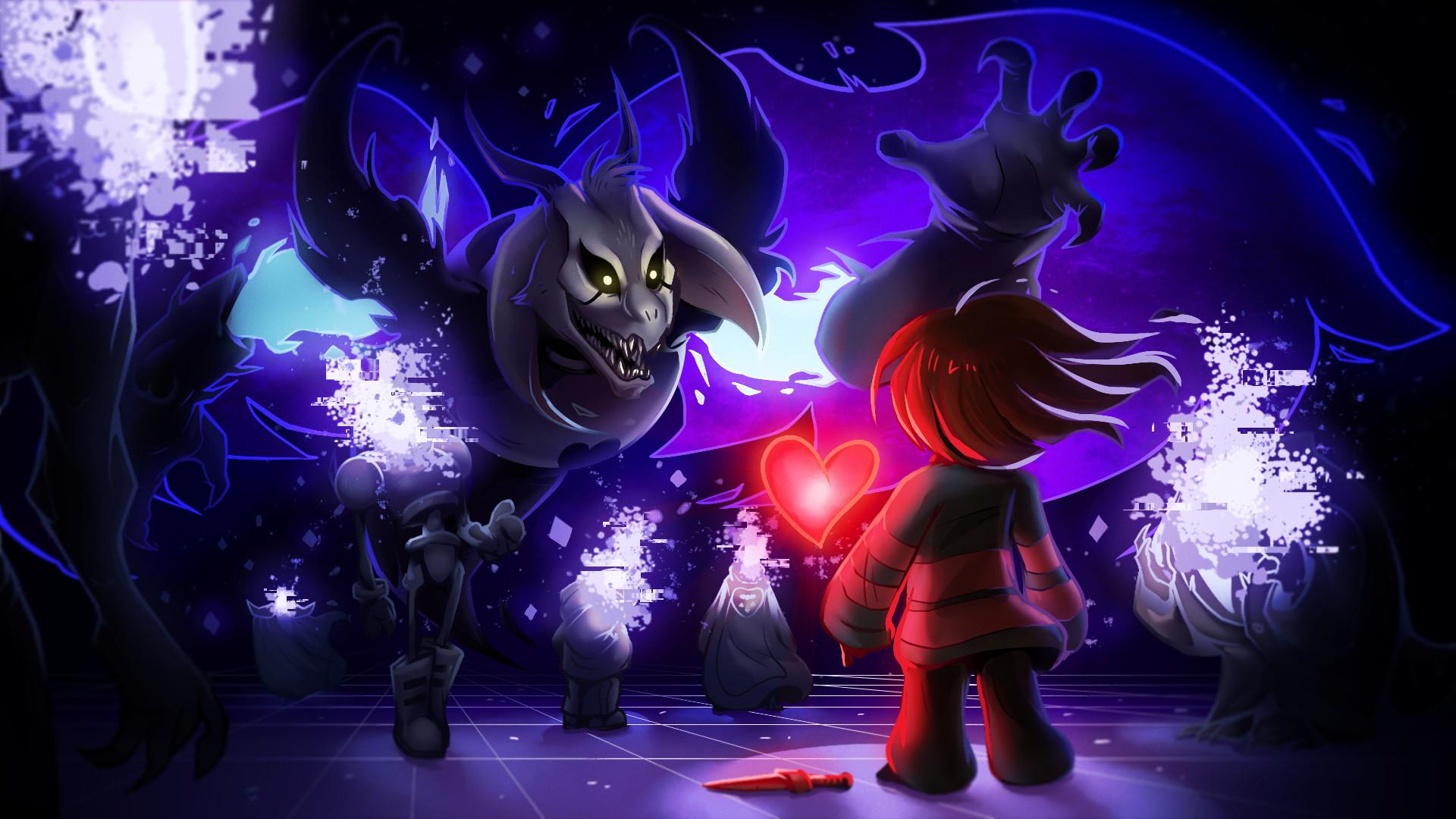 undertale 3d game download