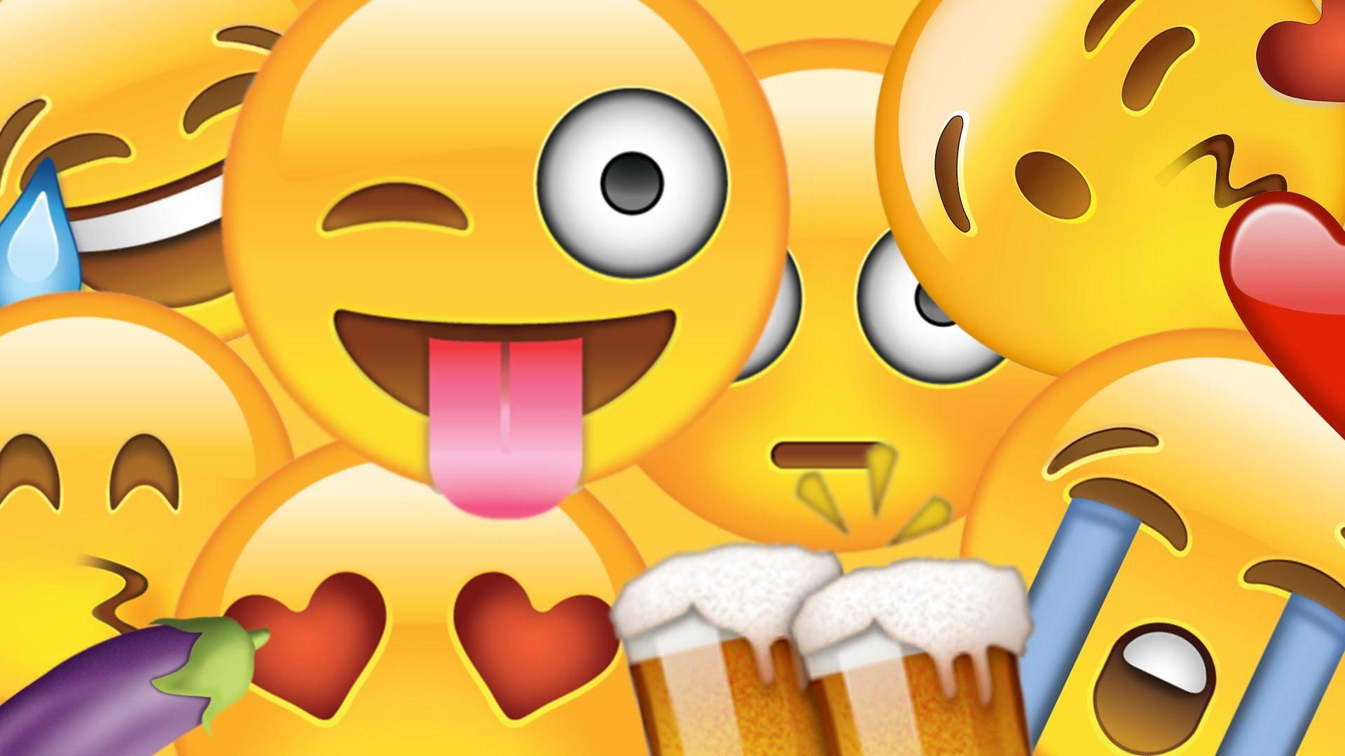 1920x1080 Emoji Wallpaper HD