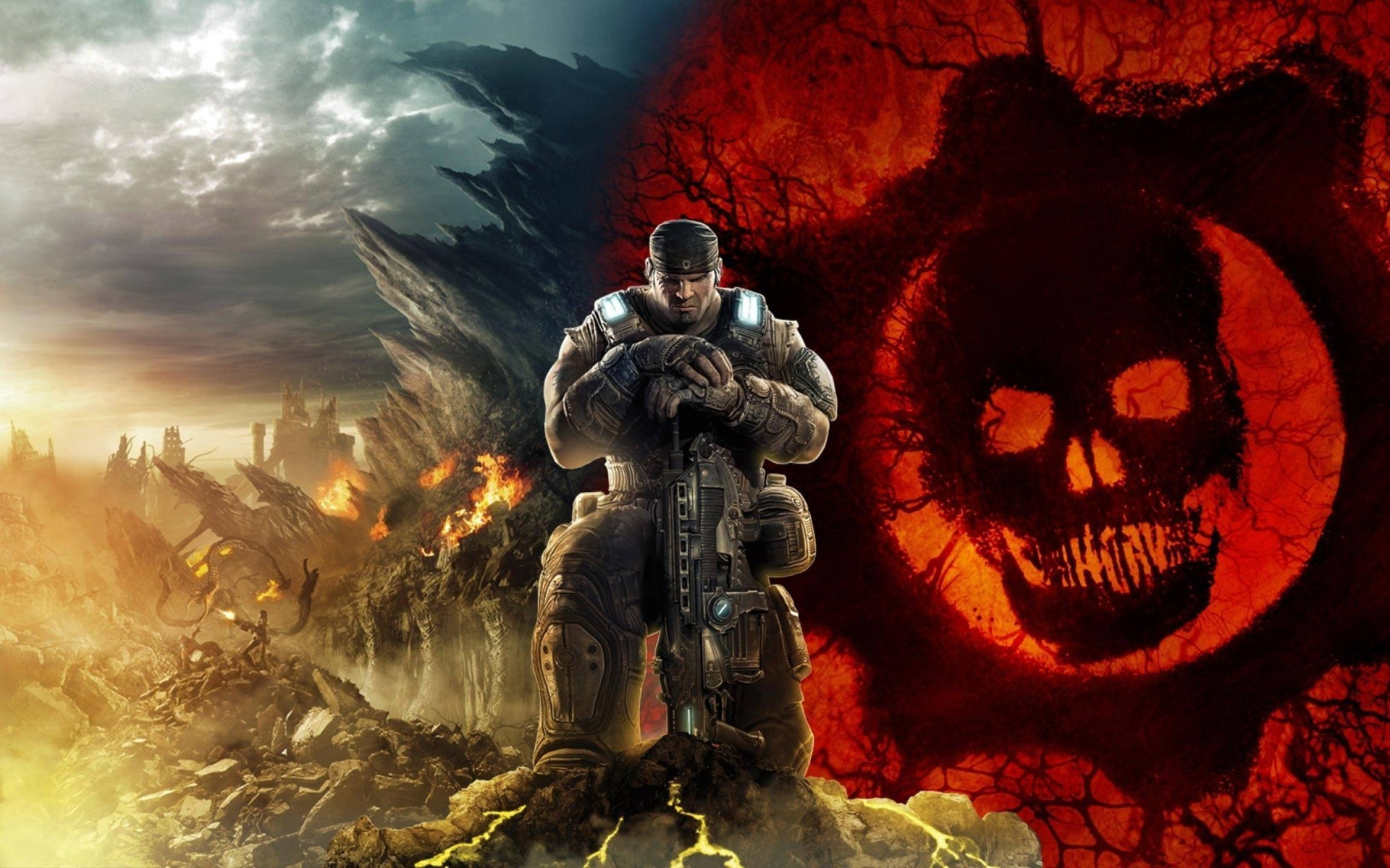 Gears Of War Background 76 Images