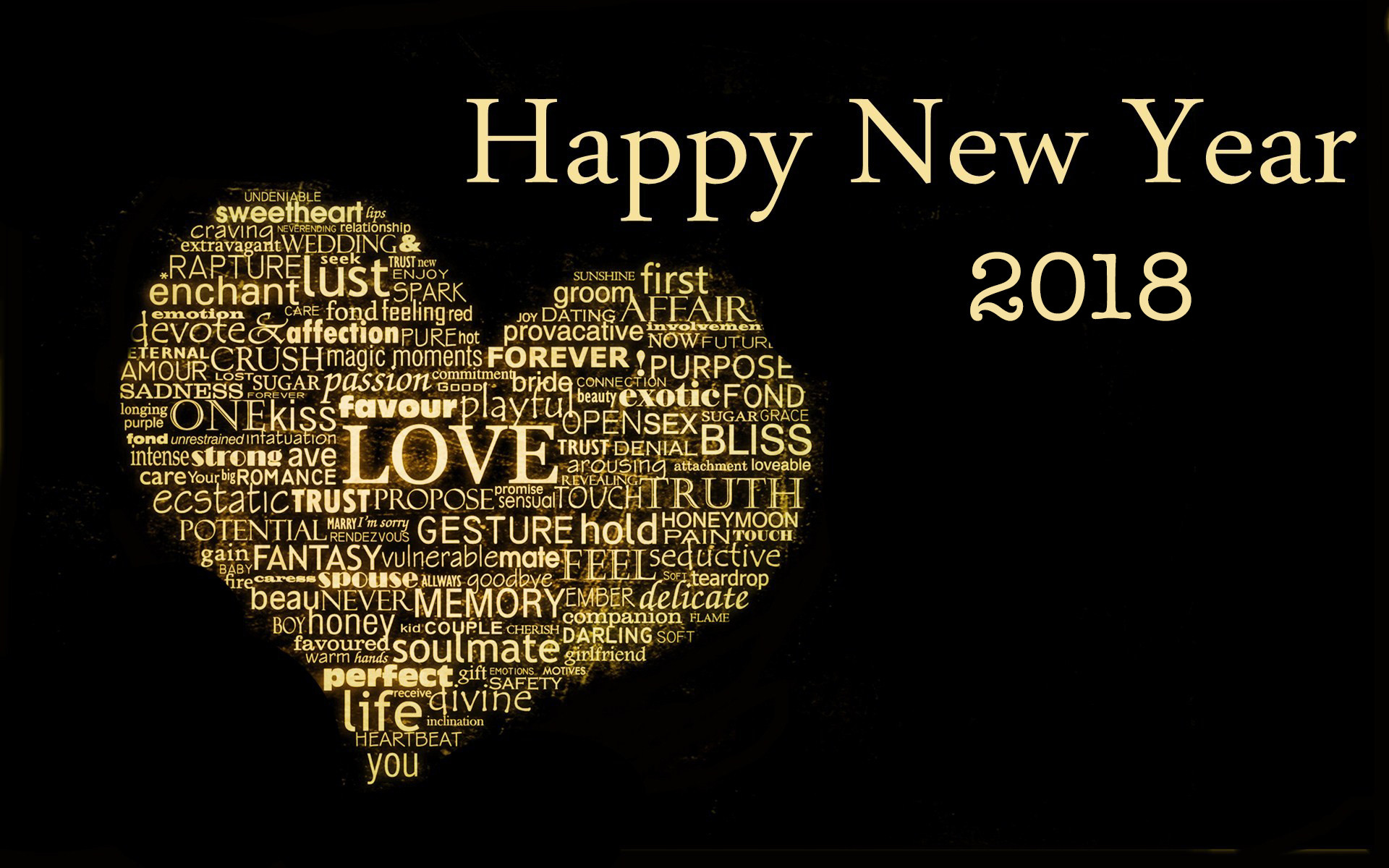 1920x1080 new year 2018 images and wallpapers happy