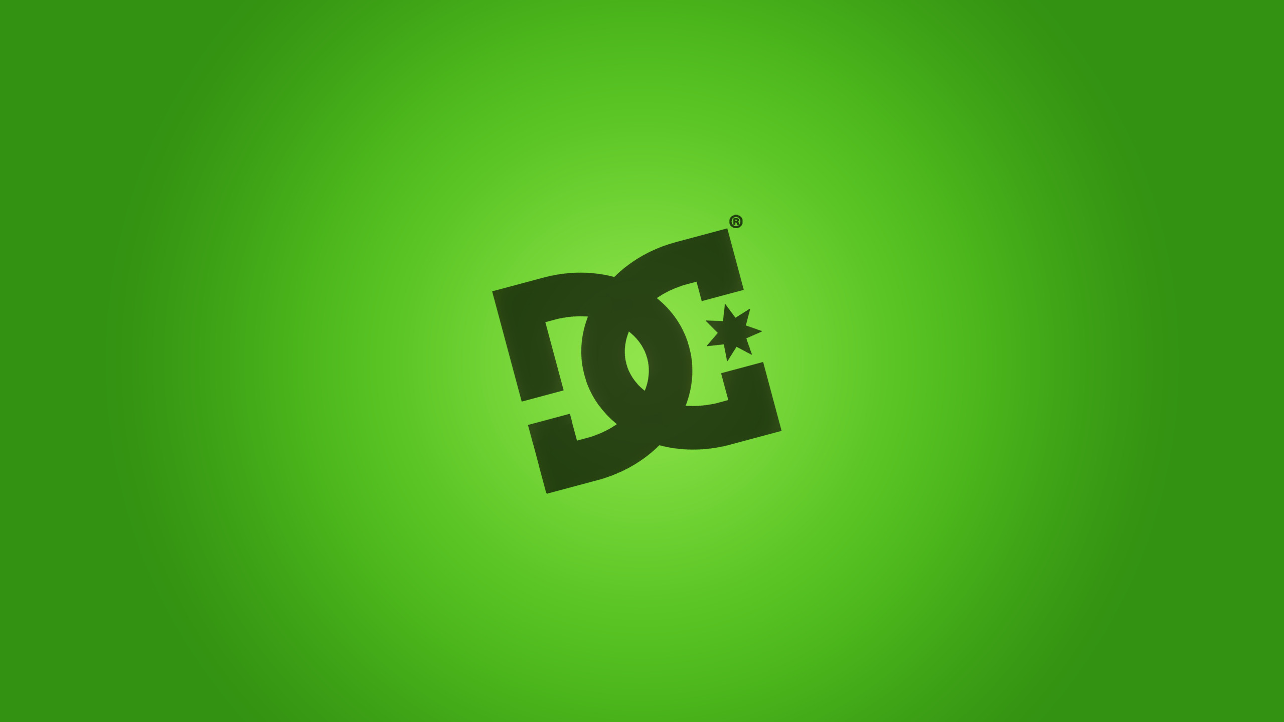 2560x1440 Dc Shoes Logo Wallpaper