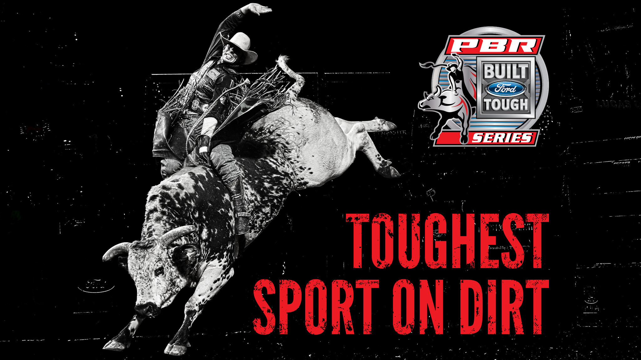 2048x1152 Built Ford Tough Series: PBR - Professional Bull Riders