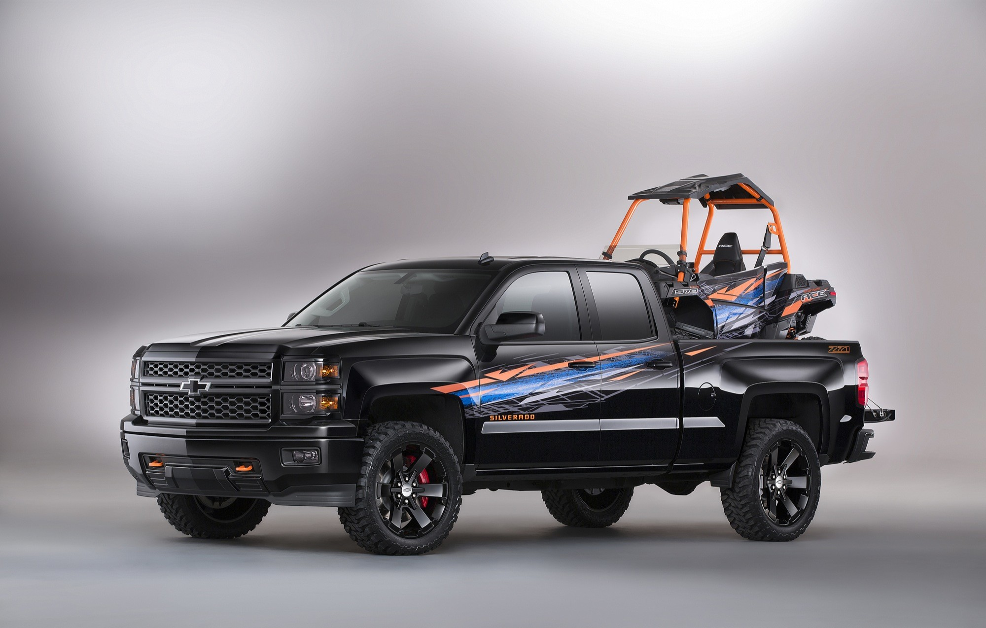 2000x1274 2015 Chevrolet Silverado High Definition Wallpapers