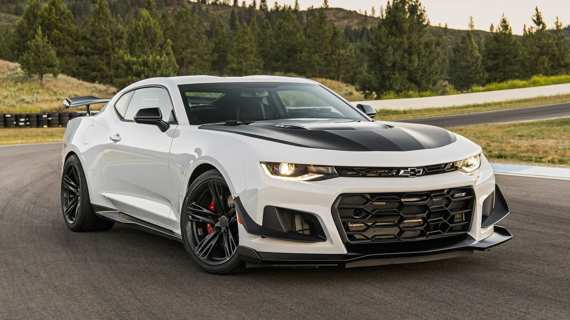 1920x1080 2018 Chevrolet Camaro ZL1 1LE Security - teamkgsr.com