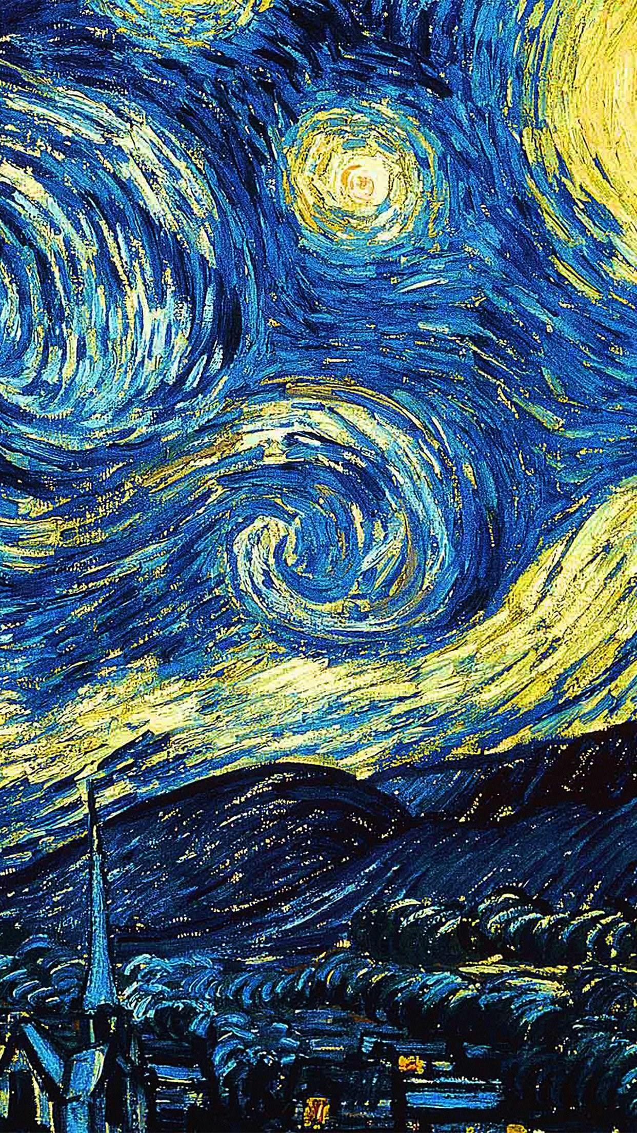 Doctor Who Van Gogh Wallpaper (55+ images)