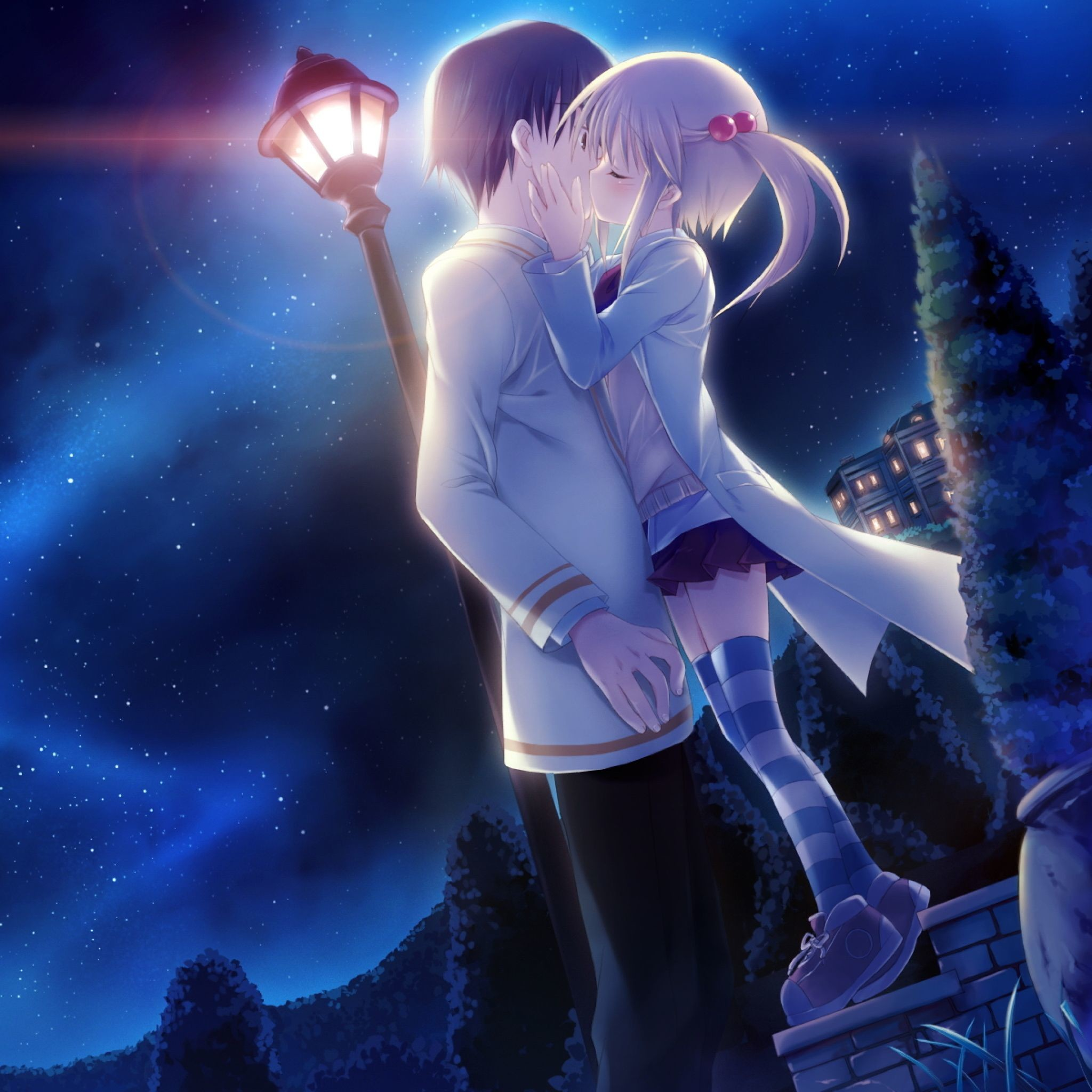 Anime Love Wallpapers 72 Images