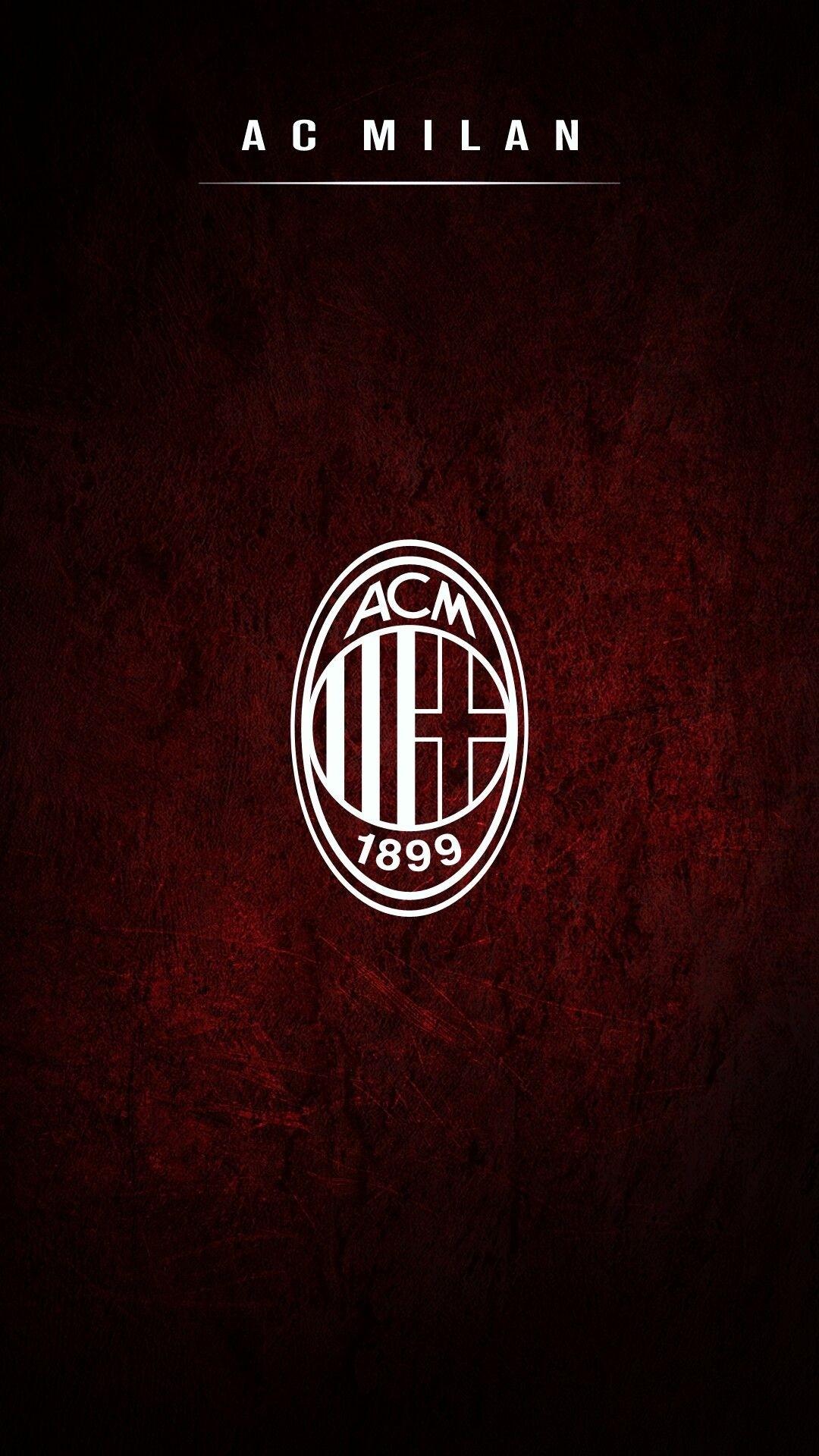 Logo Ac Milan Wallpaper 2018 (70+ images)