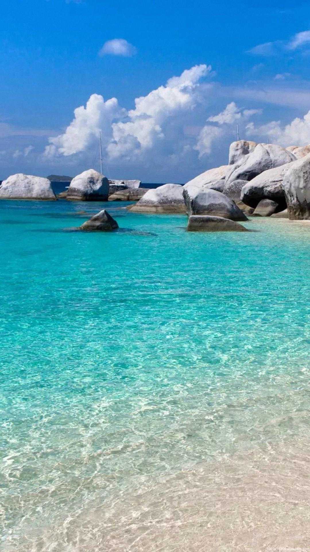 1080x1920 Sunrise Beach Seaside Coast IPhone 6 Plus HD Wallpaper
