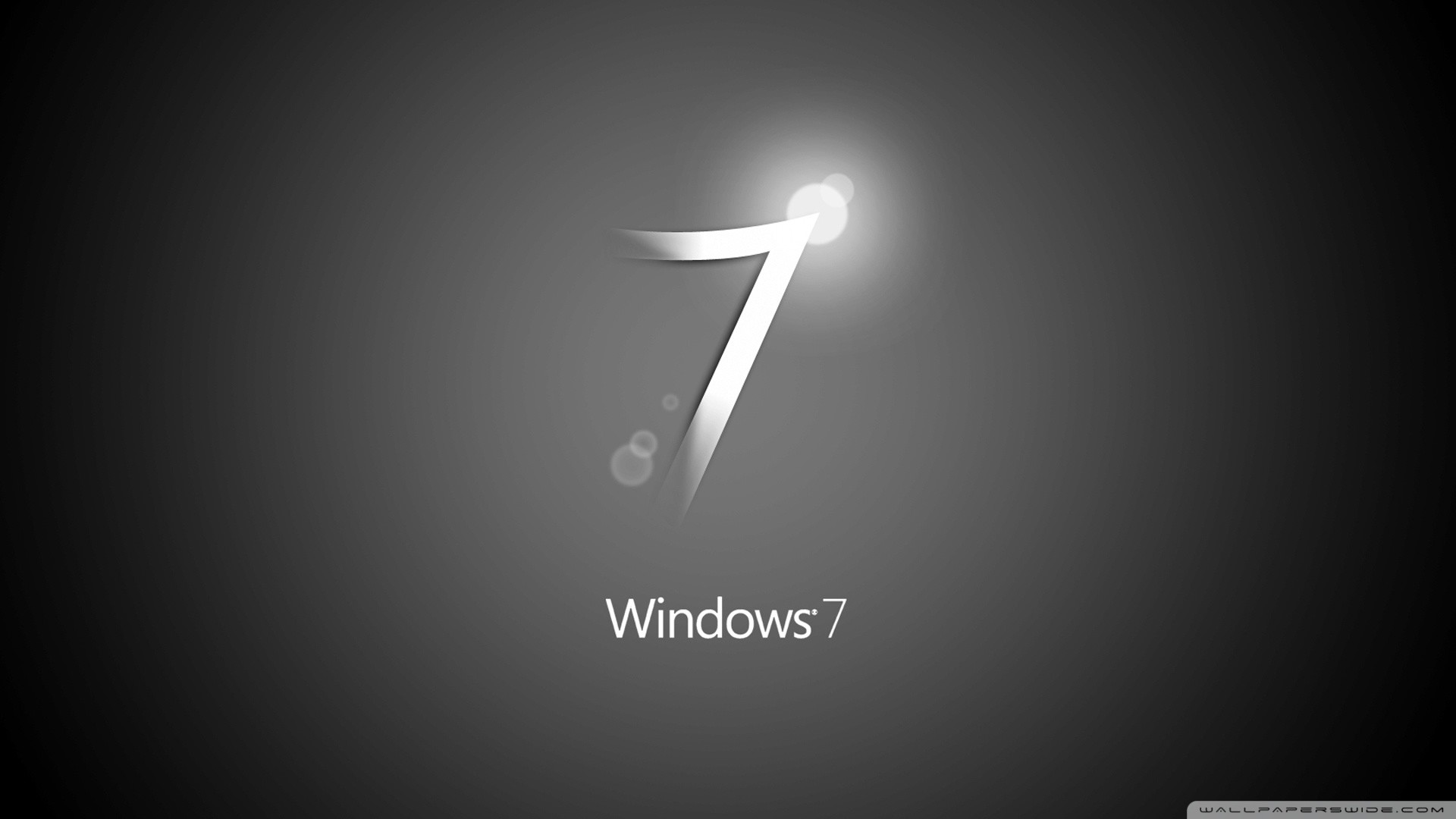 Windows 7 Background Is Black 62 Images