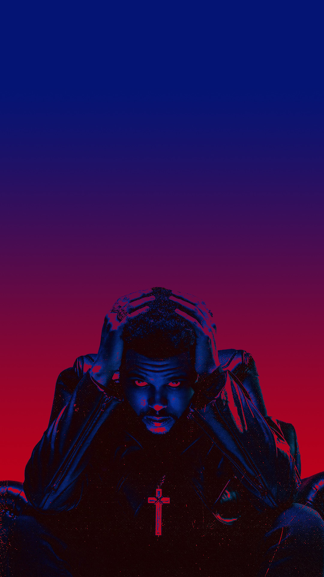 1080x1920 Starboy Custom iPhone 6 Plus Wallpaper by Trackos
