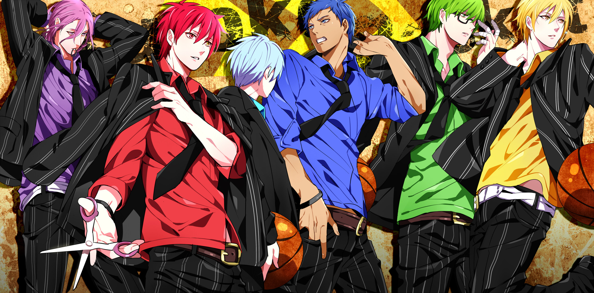 2300x1135 Kuroko's Basketball Manga 29 Free Hd Wallpaper. Kuroko's Basketball Manga  29 Free Hd Wallpaper