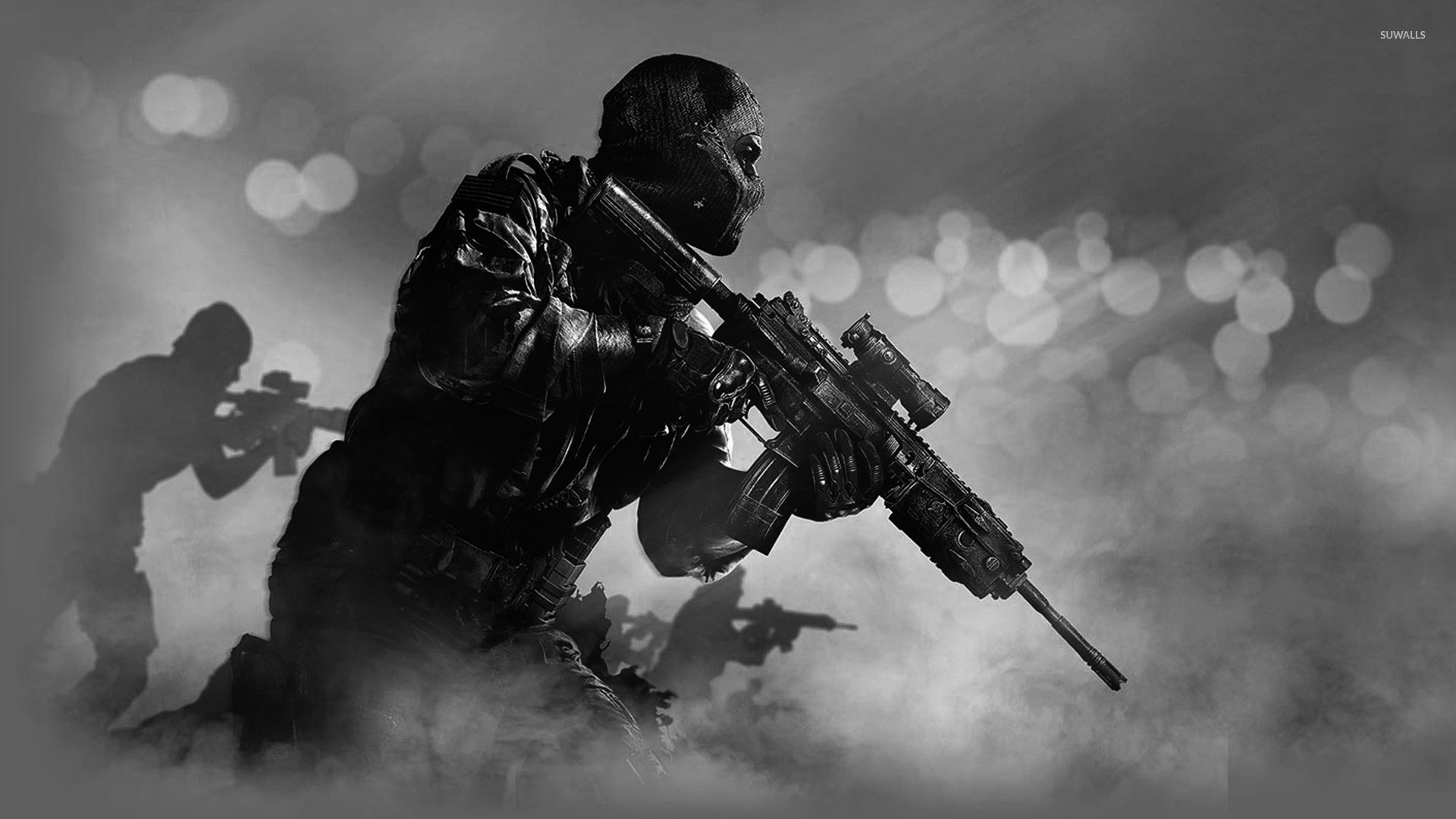 Call of Duty Ghost Wallpaper (81+ images)