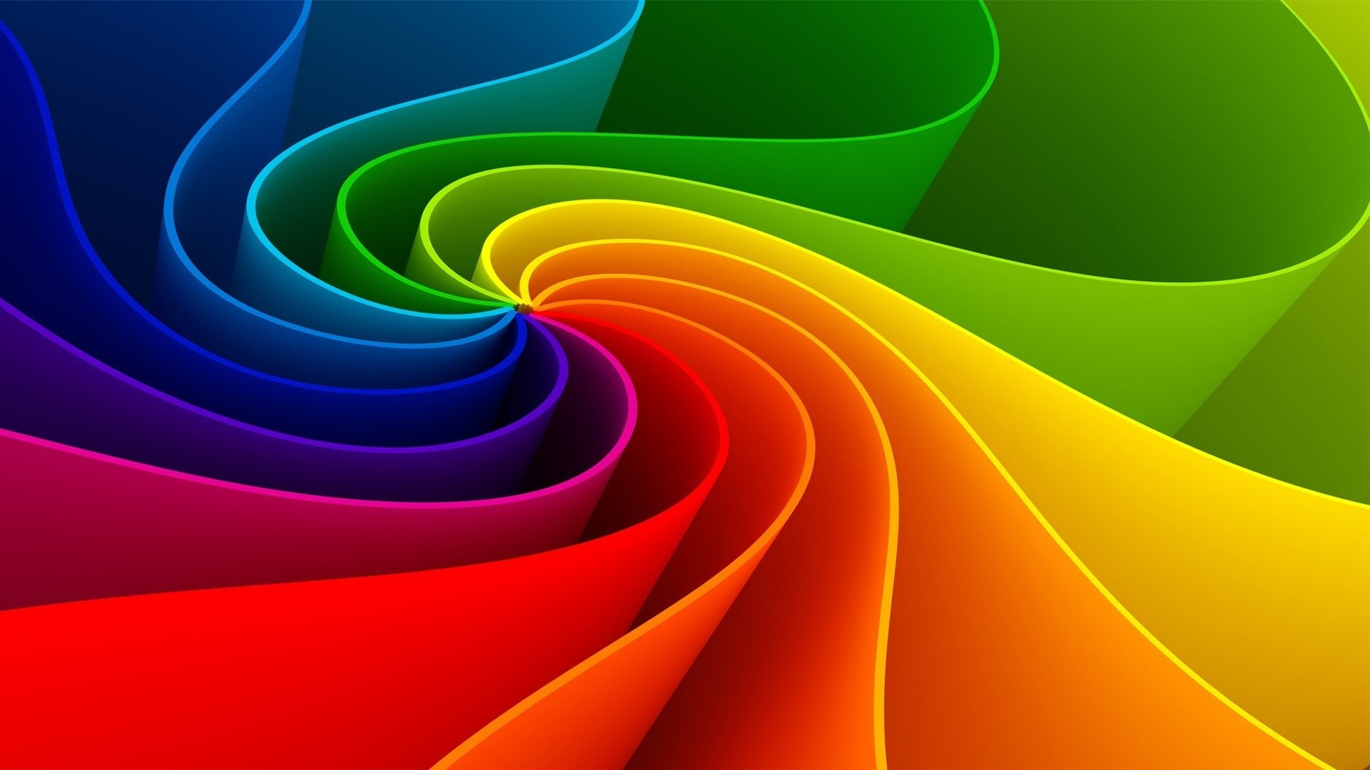 1920x1080 Abstract rainbow wallpapers hd wallpaper 3d abstract wallpapers