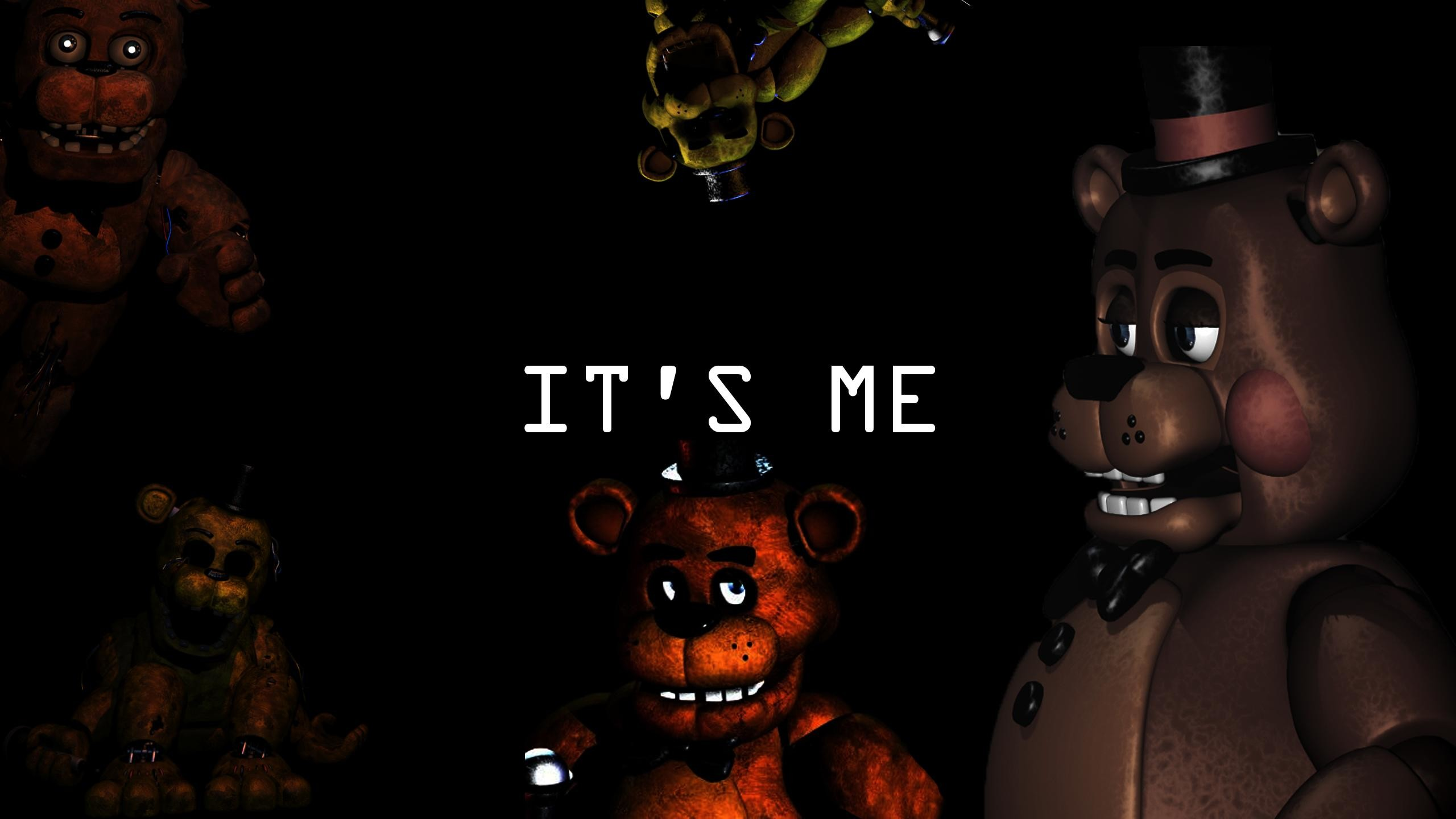 2560x1440 ImageFreddy Fazbear Wallpaper () ...