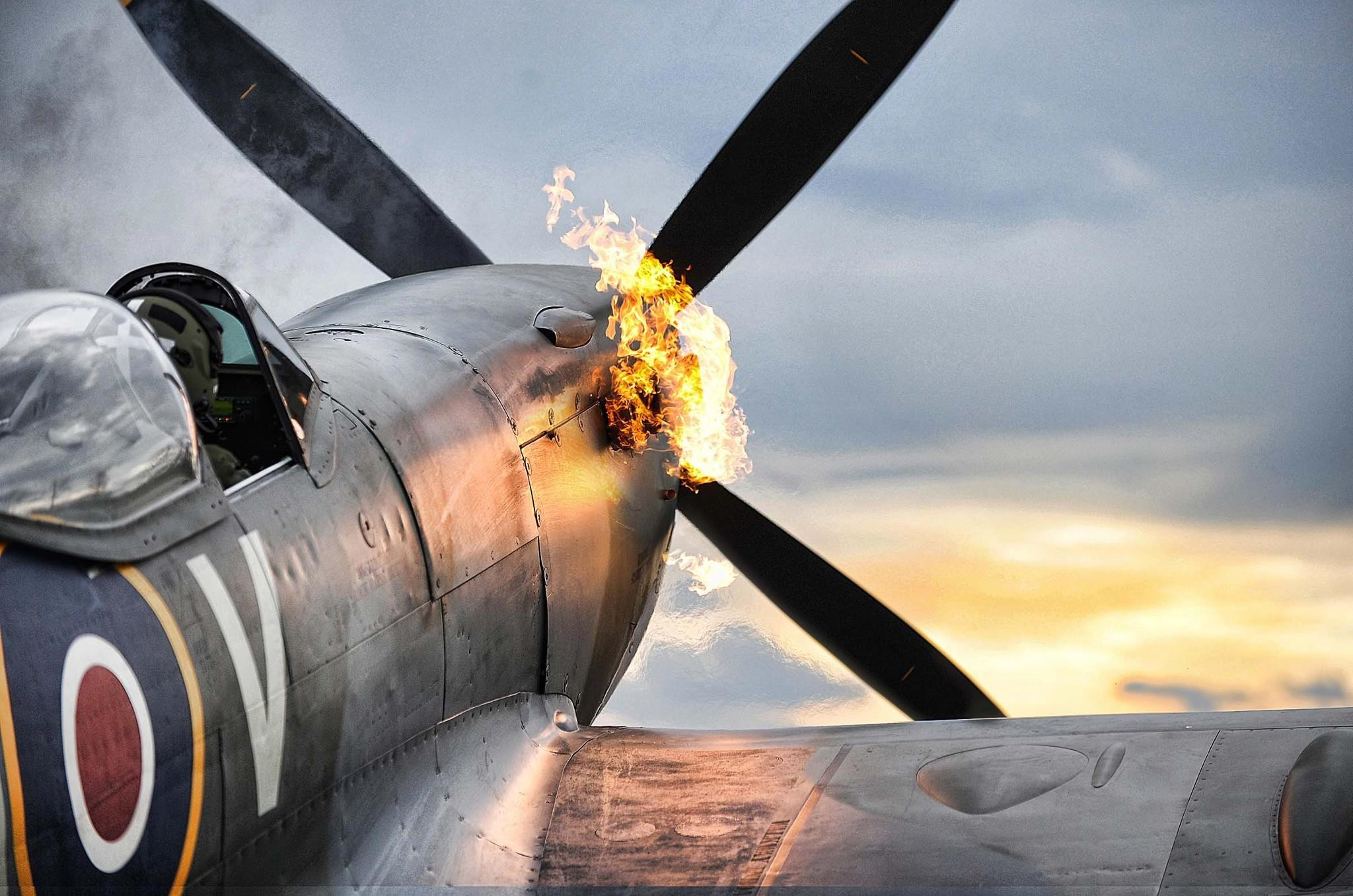 2048x1357  HD Wallpaper | Background ID:414054.  Military  Supermarine Spitfire