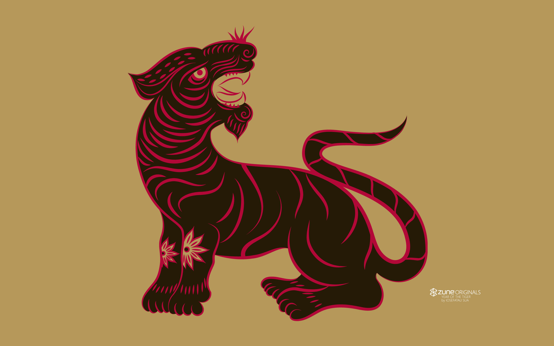 1920x1200 year of the Tiger - Chinese Zodiac Wallpaper (22234796) - Fanpop