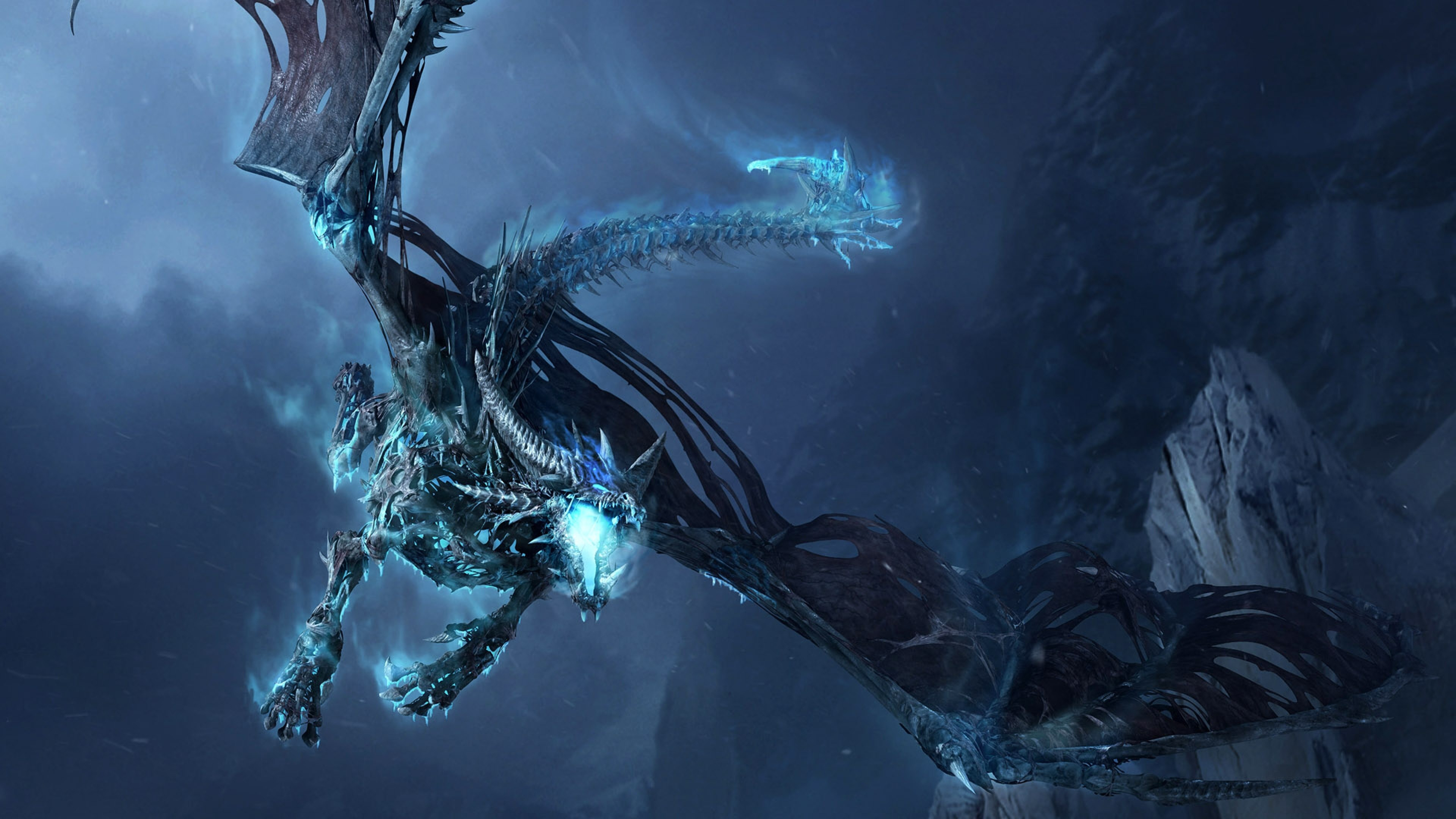 4K Cool Dragon Wallpapers (46+ Images