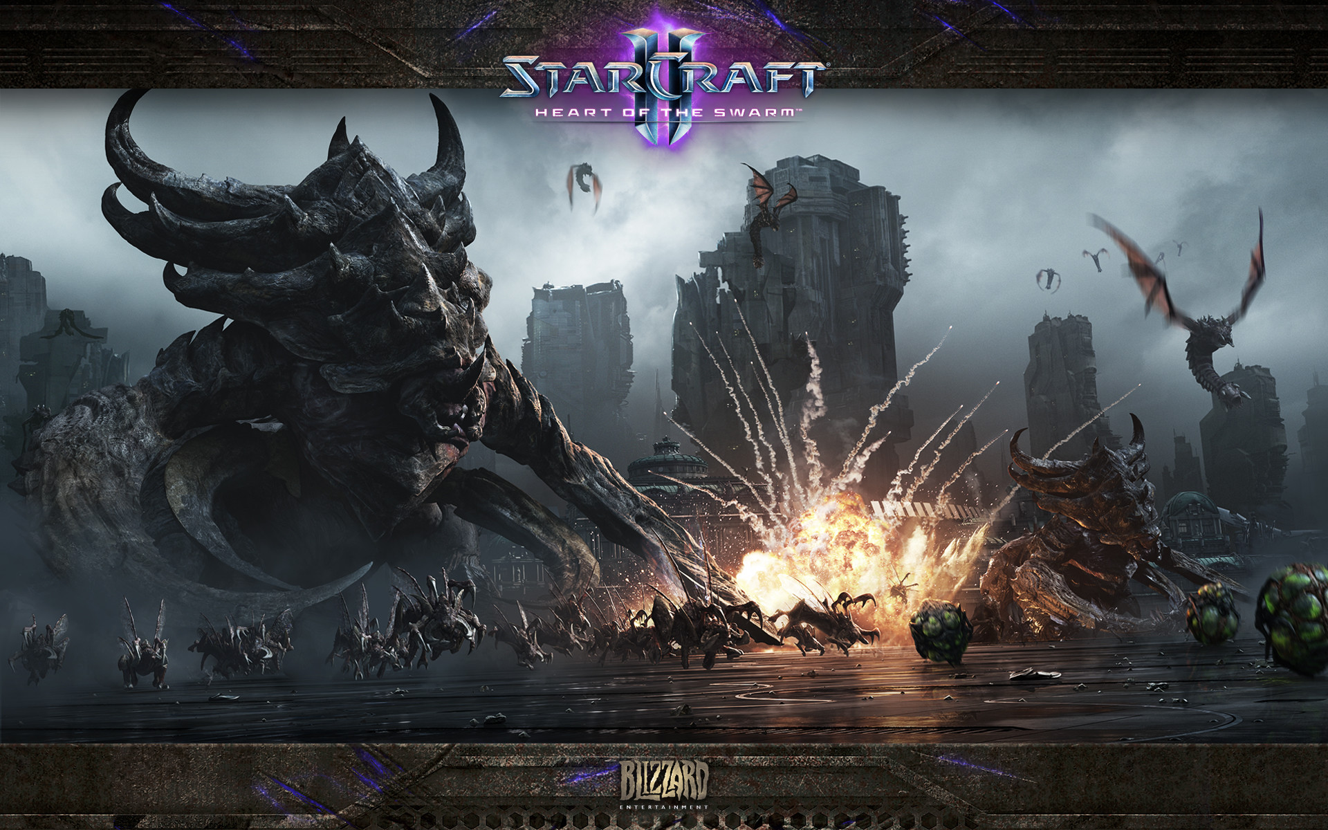 Starcraft Wallpaper HD