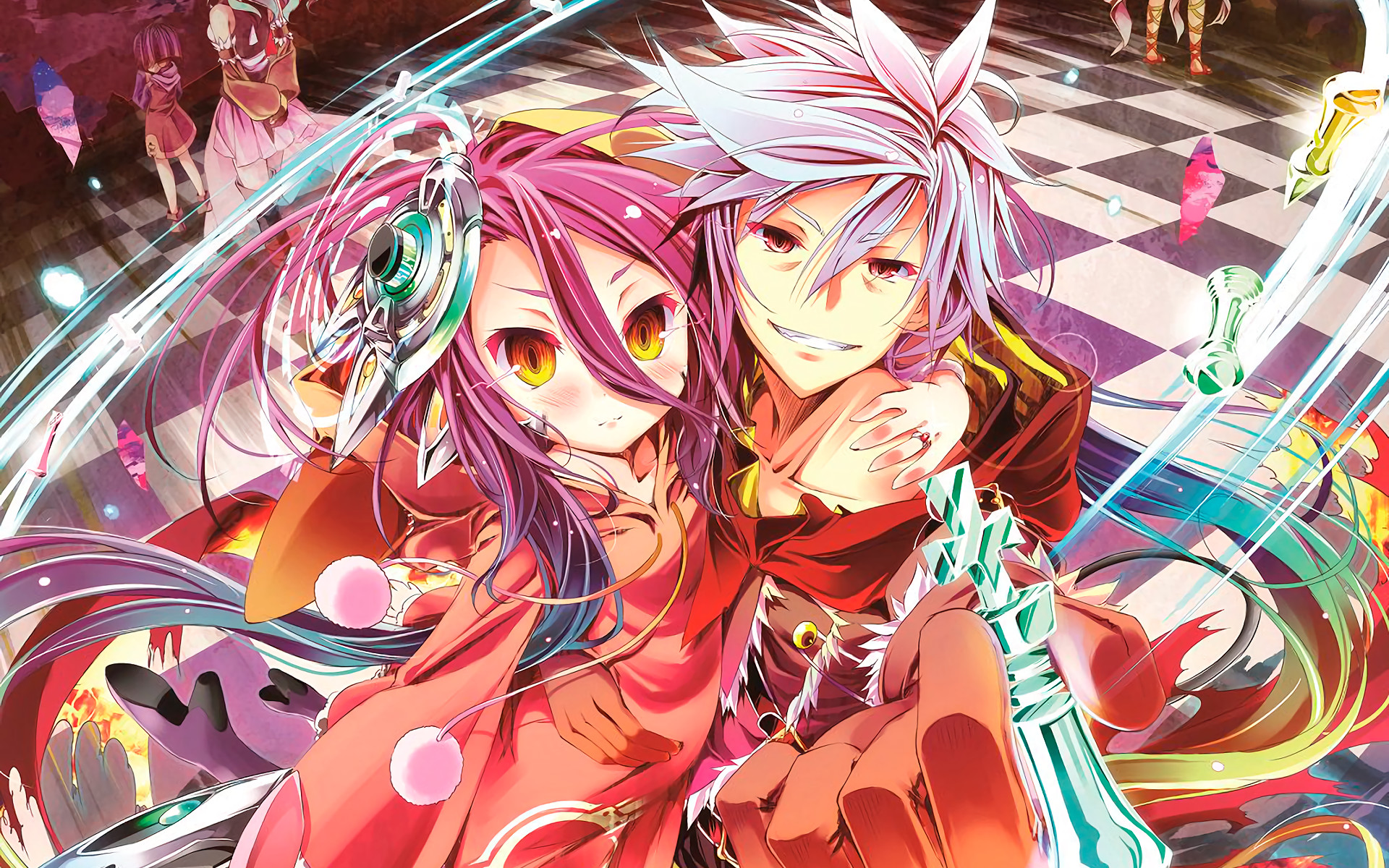 No Game No Life Wallpapers (87+ Images