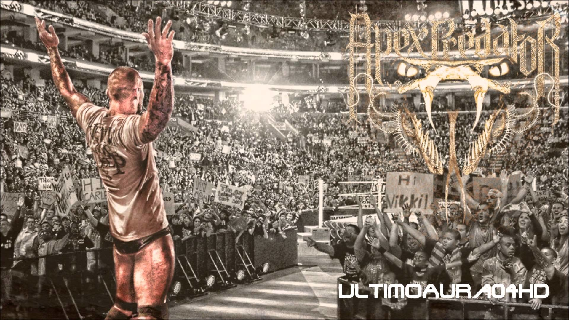 1920x1080 WWE 2K14: 2010/2013 Randy Orton 13th Theme Song ''Voices'' 2nd WWE Edit  With WWE 2K14 Arena Effects