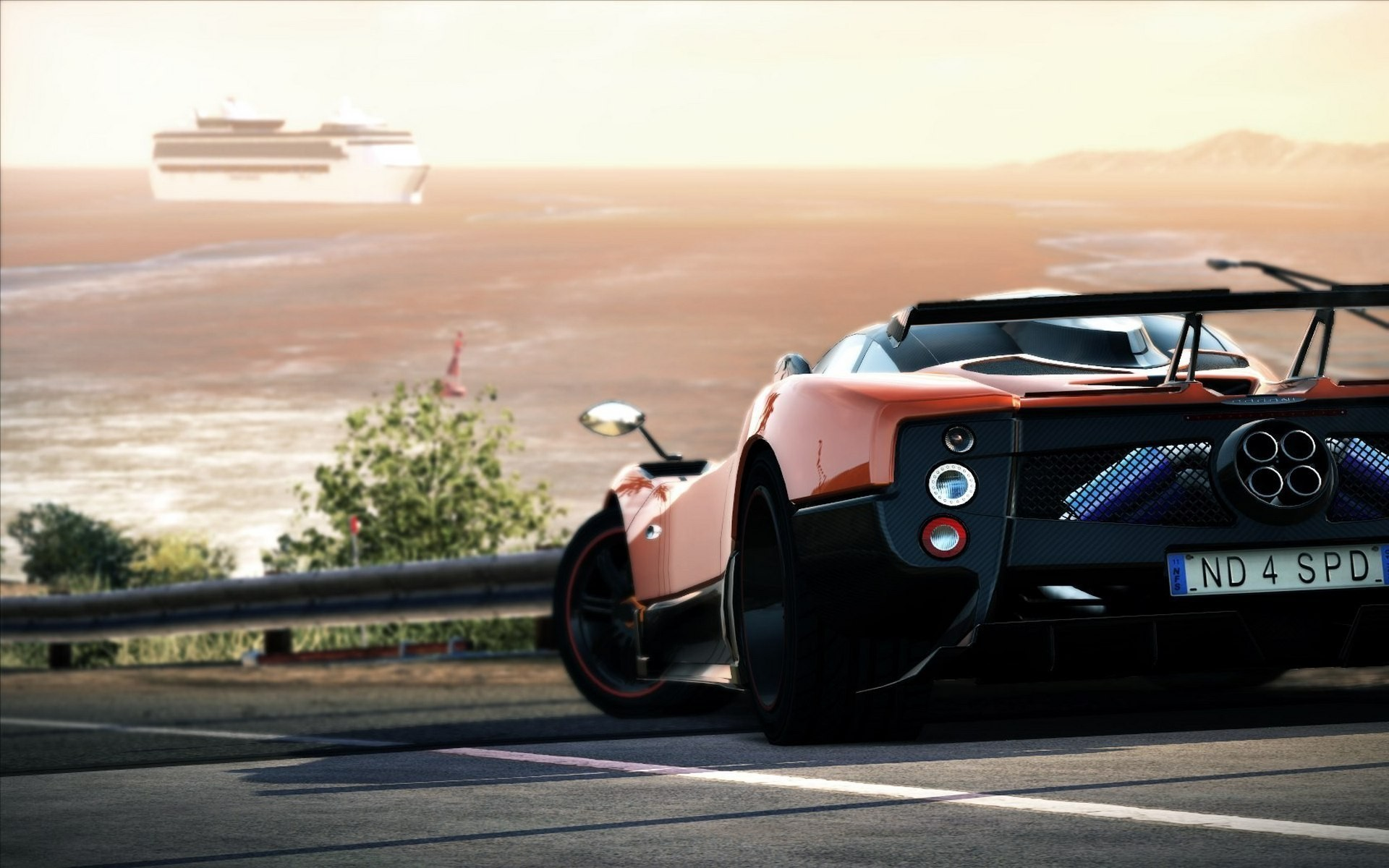 1920x1200 Pagani Zonda Cinque HD Wallpaper | Hintergrund |  | ID:386024 -  Wallpaper Abyss