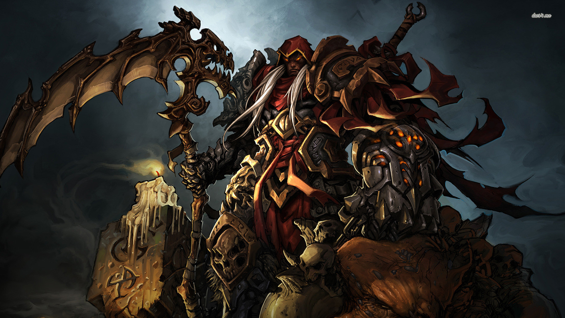 Darksiders Wallpaper Hd 78 Images