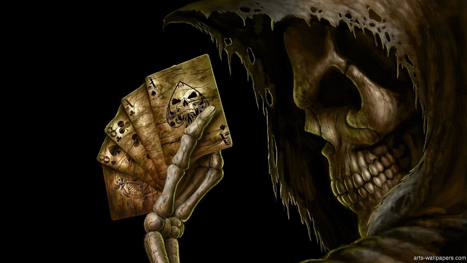 1920x1080 Wallpapers For > Cool Skull Wallpapers