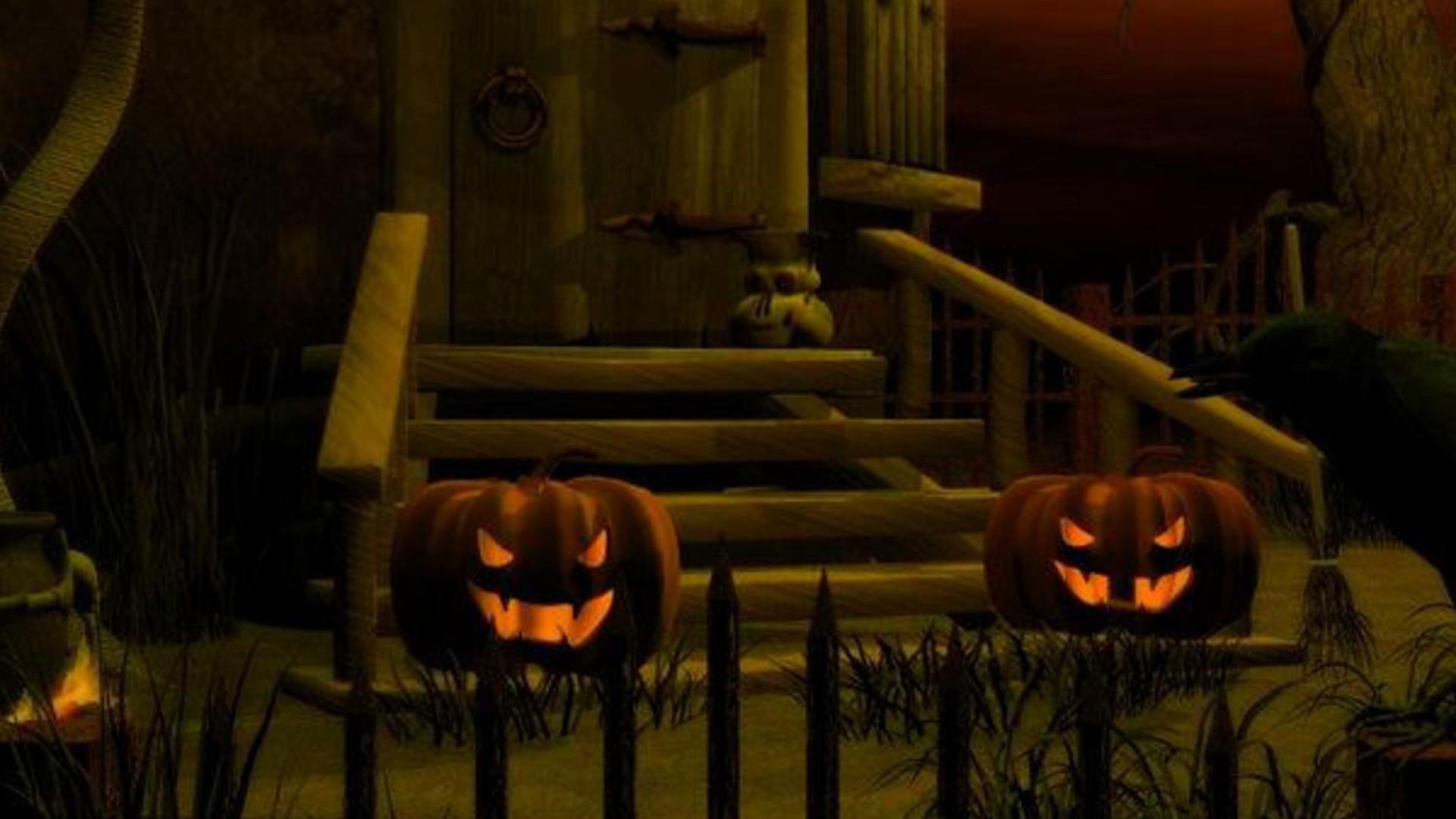 Halloween wallpaper desktop 66 images - Free widescreen halloween wallpaper ...