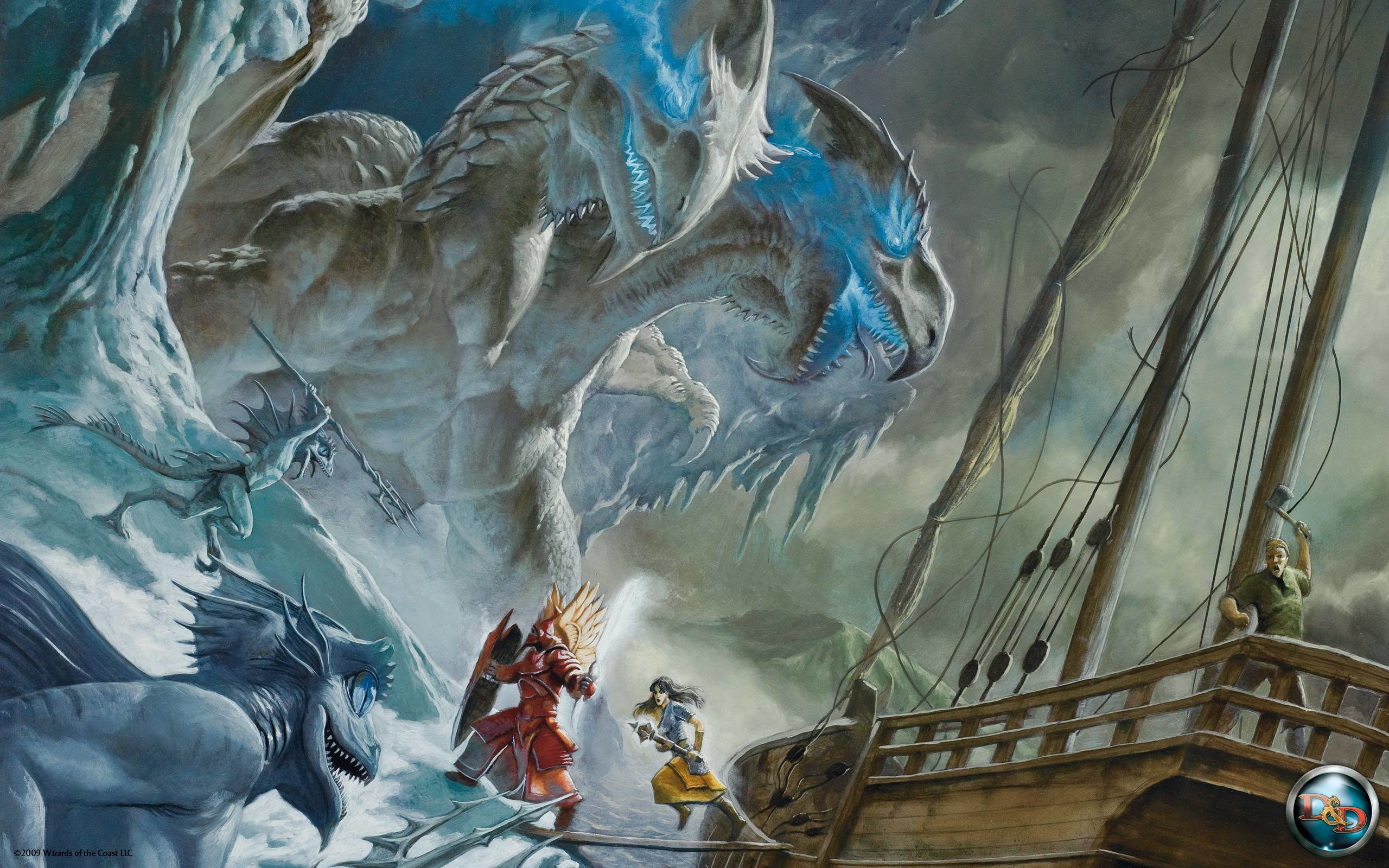 Dungeons And Dragons Wallpaper 80 Images