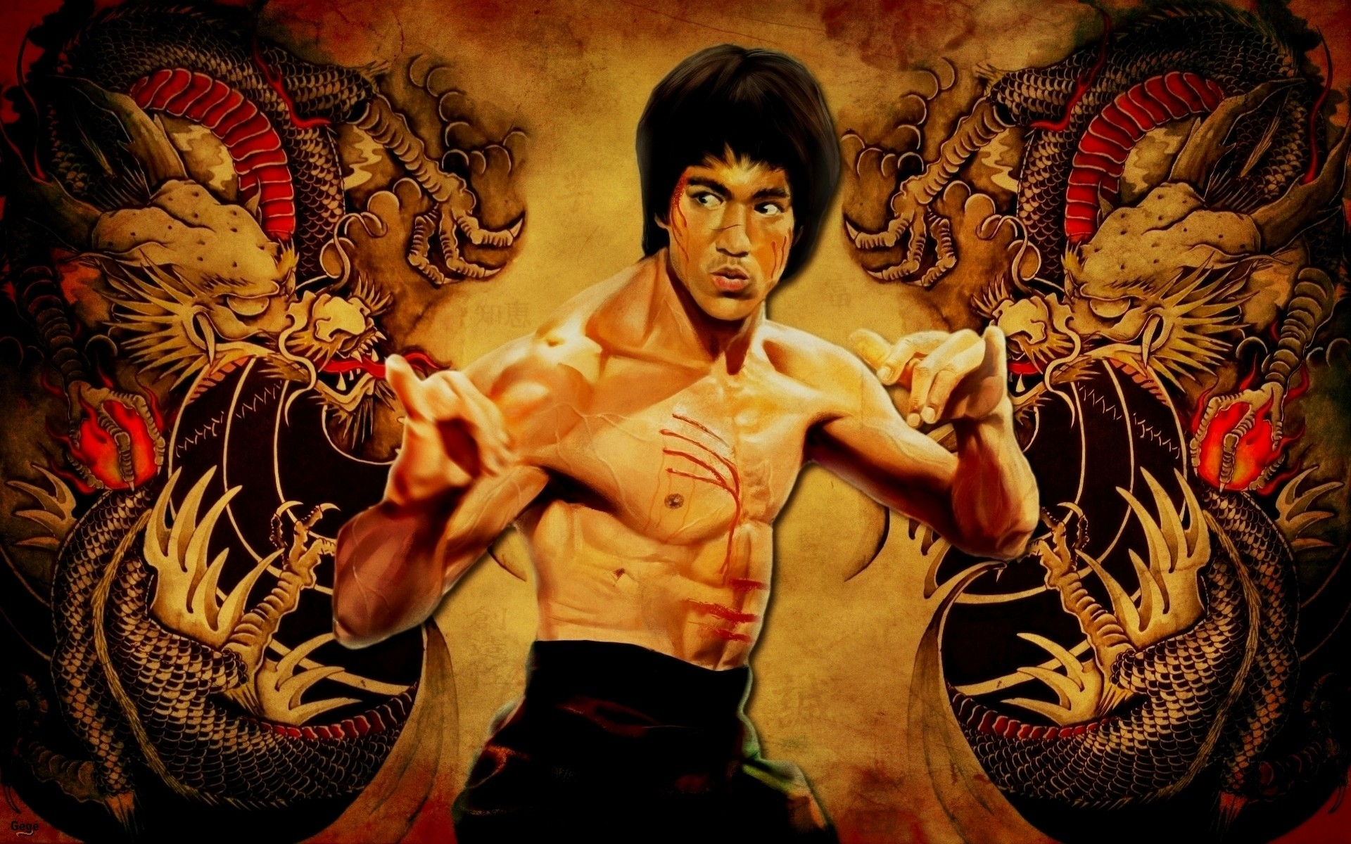 Bruce Lee Wallpapers (72+ images)